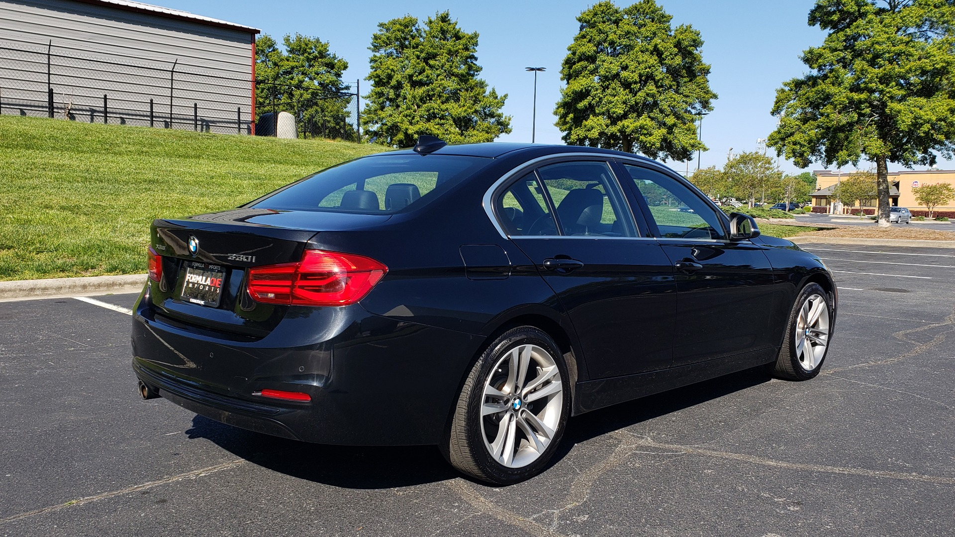 Used 2017 BMW 3 SERIES 330I XDRIVE / PREMIUM / NAV / DRVR ASST / CLD WTHR / REARVIEW for sale Sold at Formula Imports in Charlotte NC 28227 6