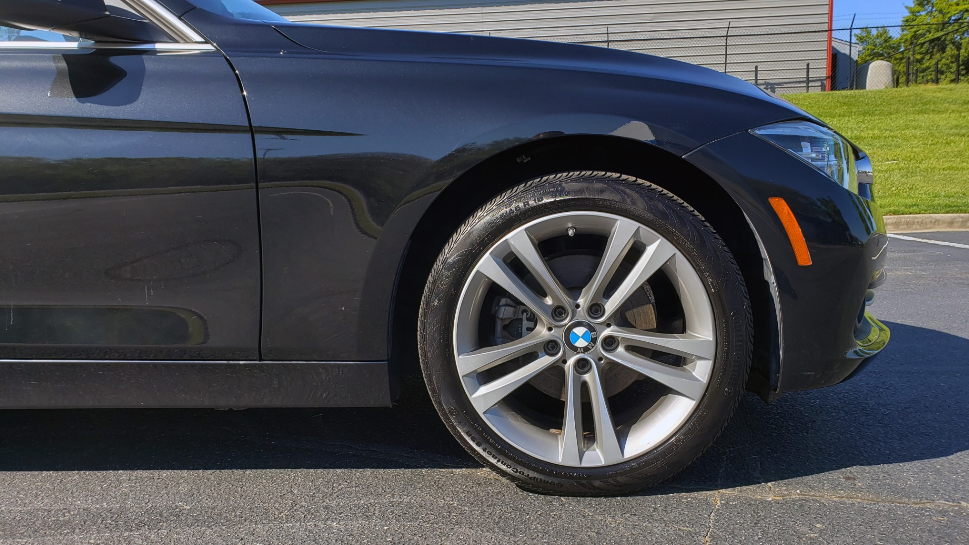 Used 2017 BMW 3 SERIES 330I XDRIVE / PREMIUM / NAV / DRVR ASST / CLD WTHR / REARVIEW for sale Sold at Formula Imports in Charlotte NC 28227 76