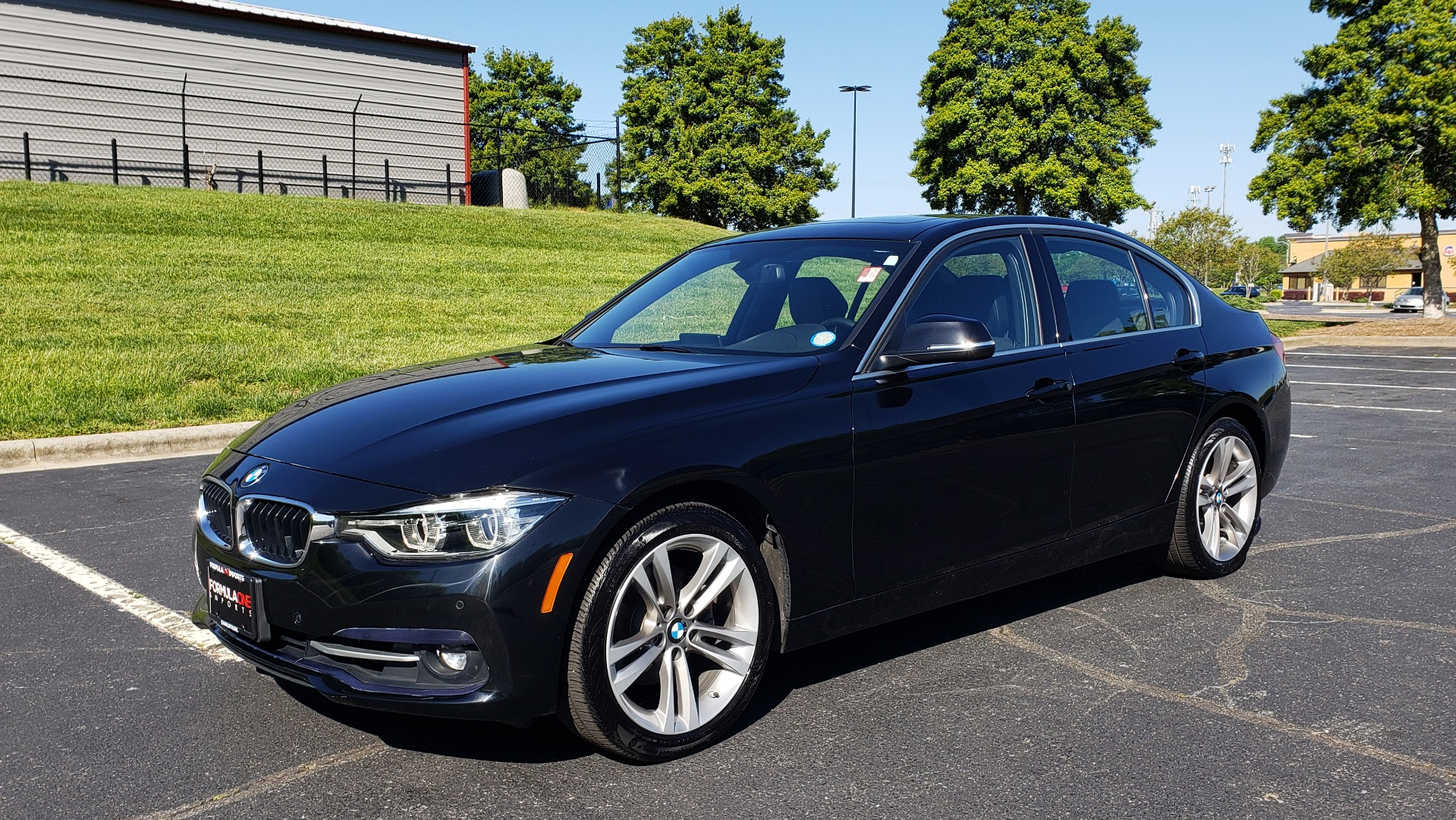 Used 2017 BMW 3 SERIES 330I XDRIVE / PREMIUM / NAV / DRVR ASST / CLD WTHR / REARVIEW for sale Sold at Formula Imports in Charlotte NC 28227 1
