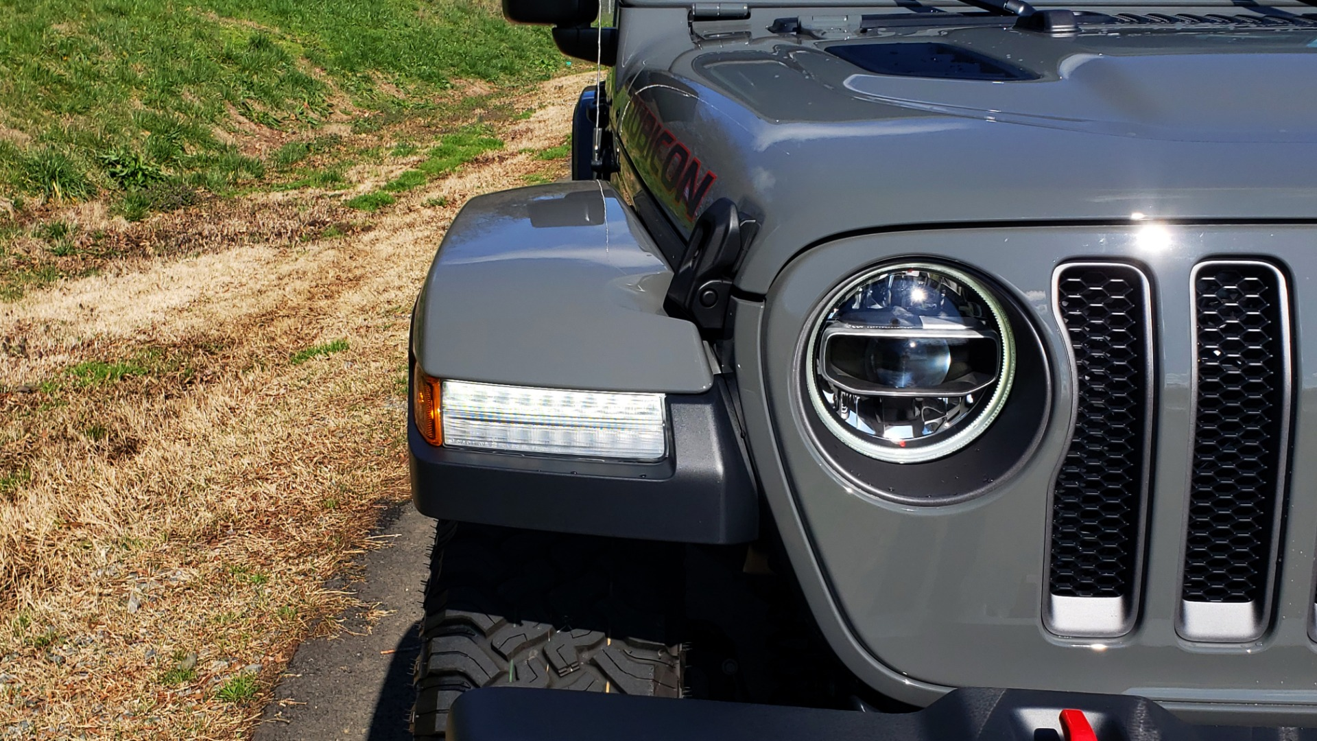 Used 2020 Jeep WRANGLER UNLIMITED RUBICON 4WD / POWER TOP / NAV / ALPINE / REARVIEW for sale Sold at Formula Imports in Charlotte NC 28227 11