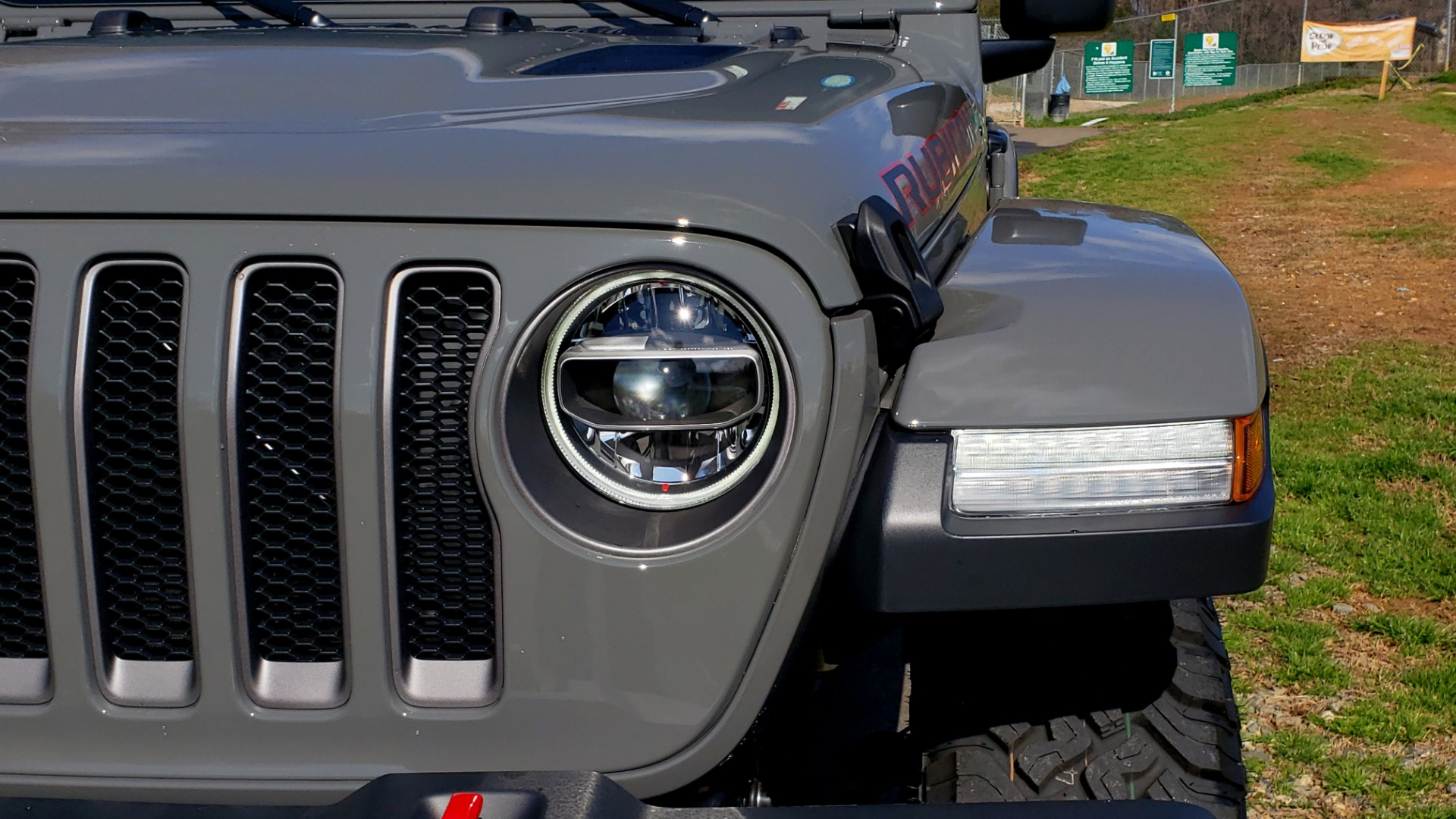 Used 2020 Jeep WRANGLER UNLIMITED RUBICON 4WD / POWER TOP / NAV / ALPINE / REARVIEW for sale Sold at Formula Imports in Charlotte NC 28227 12
