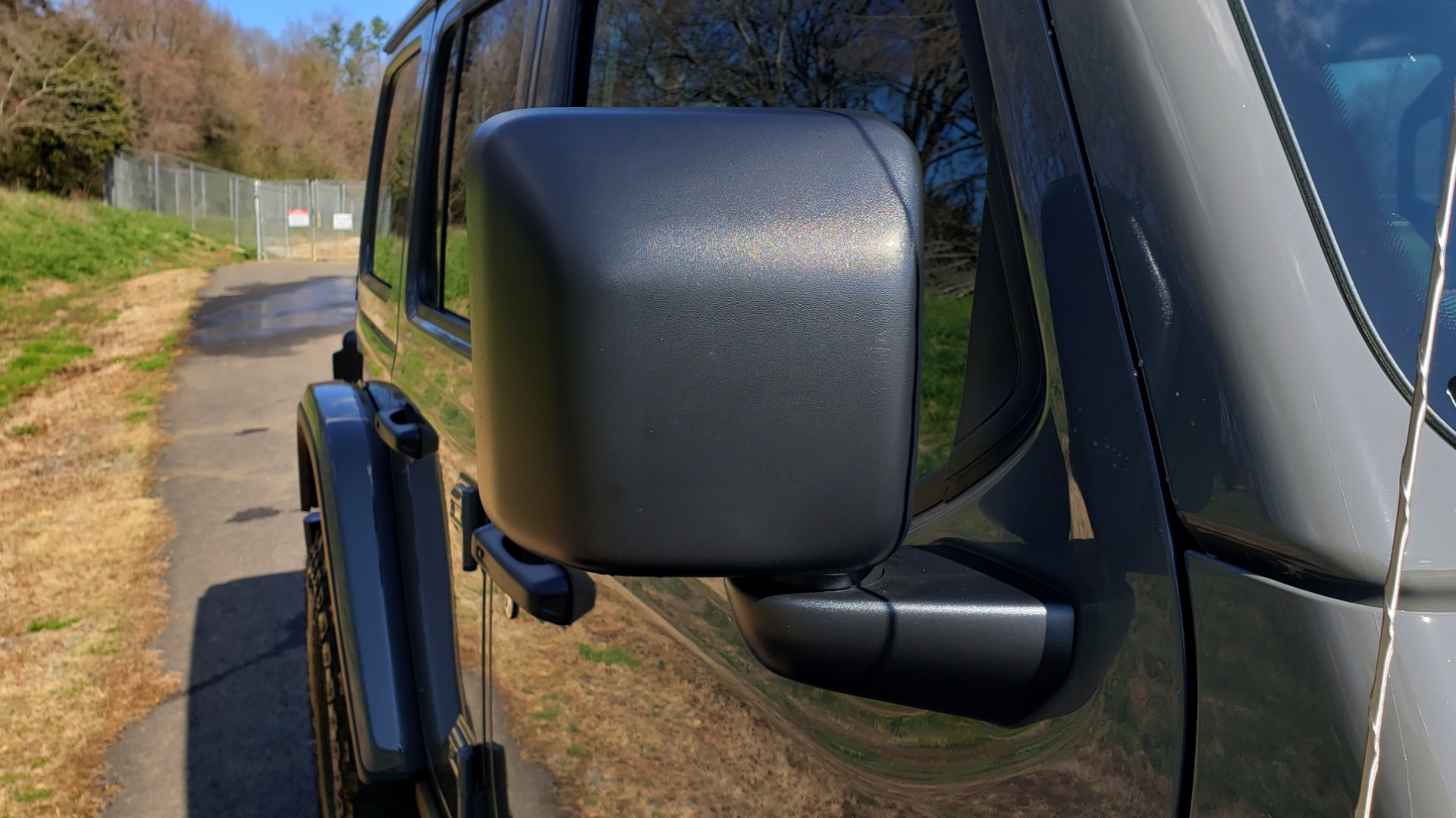 Used 2020 Jeep WRANGLER UNLIMITED RUBICON 4WD / POWER TOP / NAV / ALPINE / REARVIEW for sale Sold at Formula Imports in Charlotte NC 28227 14