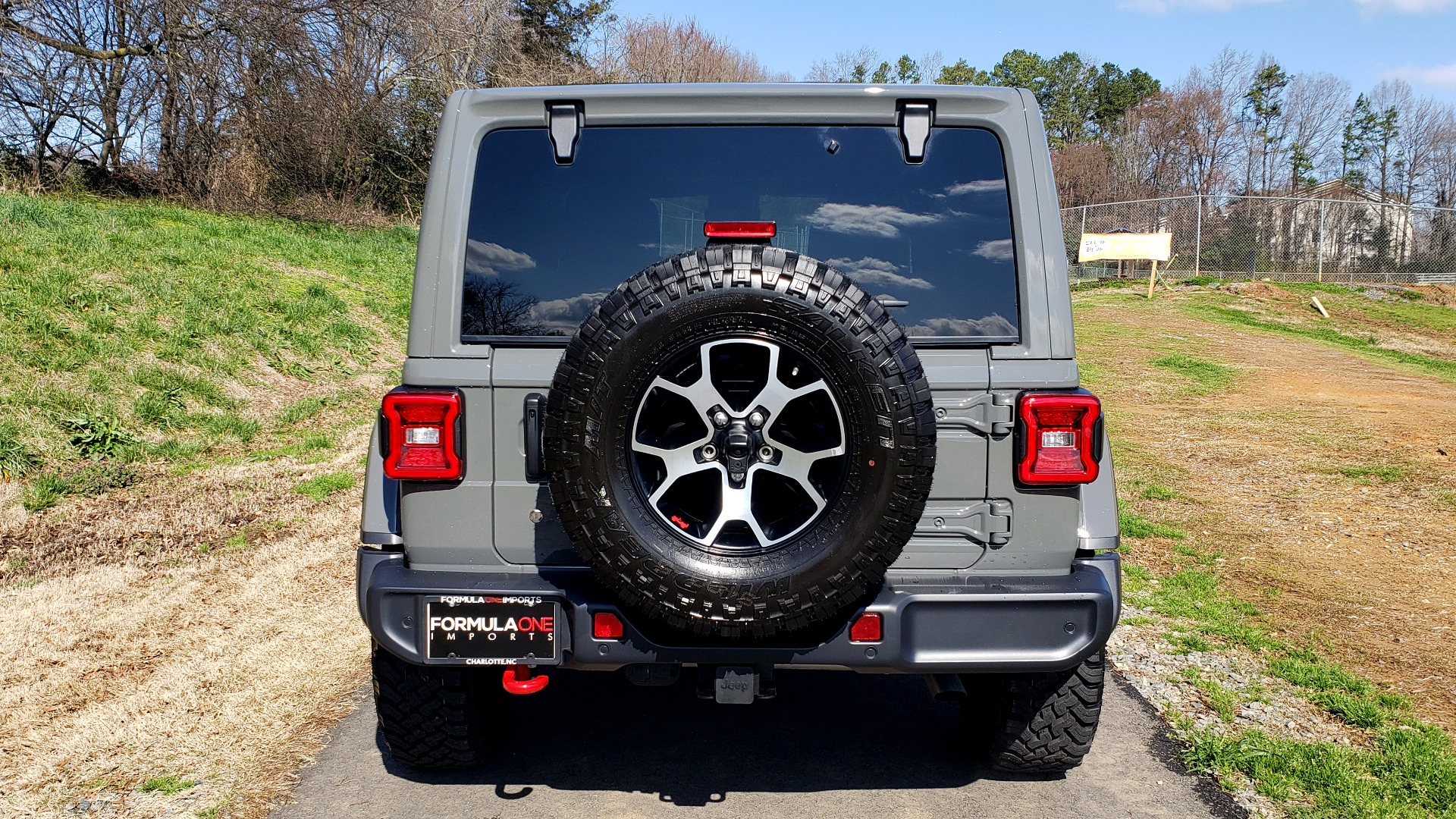 Used 2020 Jeep WRANGLER UNLIMITED RUBICON 4WD / POWER TOP / NAV / ALPINE / REARVIEW for sale Sold at Formula Imports in Charlotte NC 28227 28