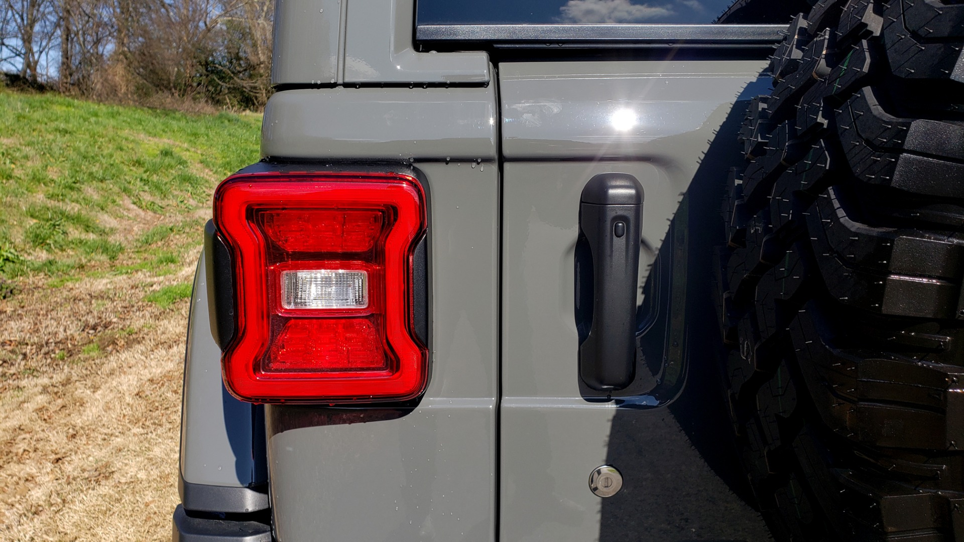 Used 2020 Jeep WRANGLER UNLIMITED RUBICON 4WD / POWER TOP / NAV / ALPINE / REARVIEW for sale Sold at Formula Imports in Charlotte NC 28227 29