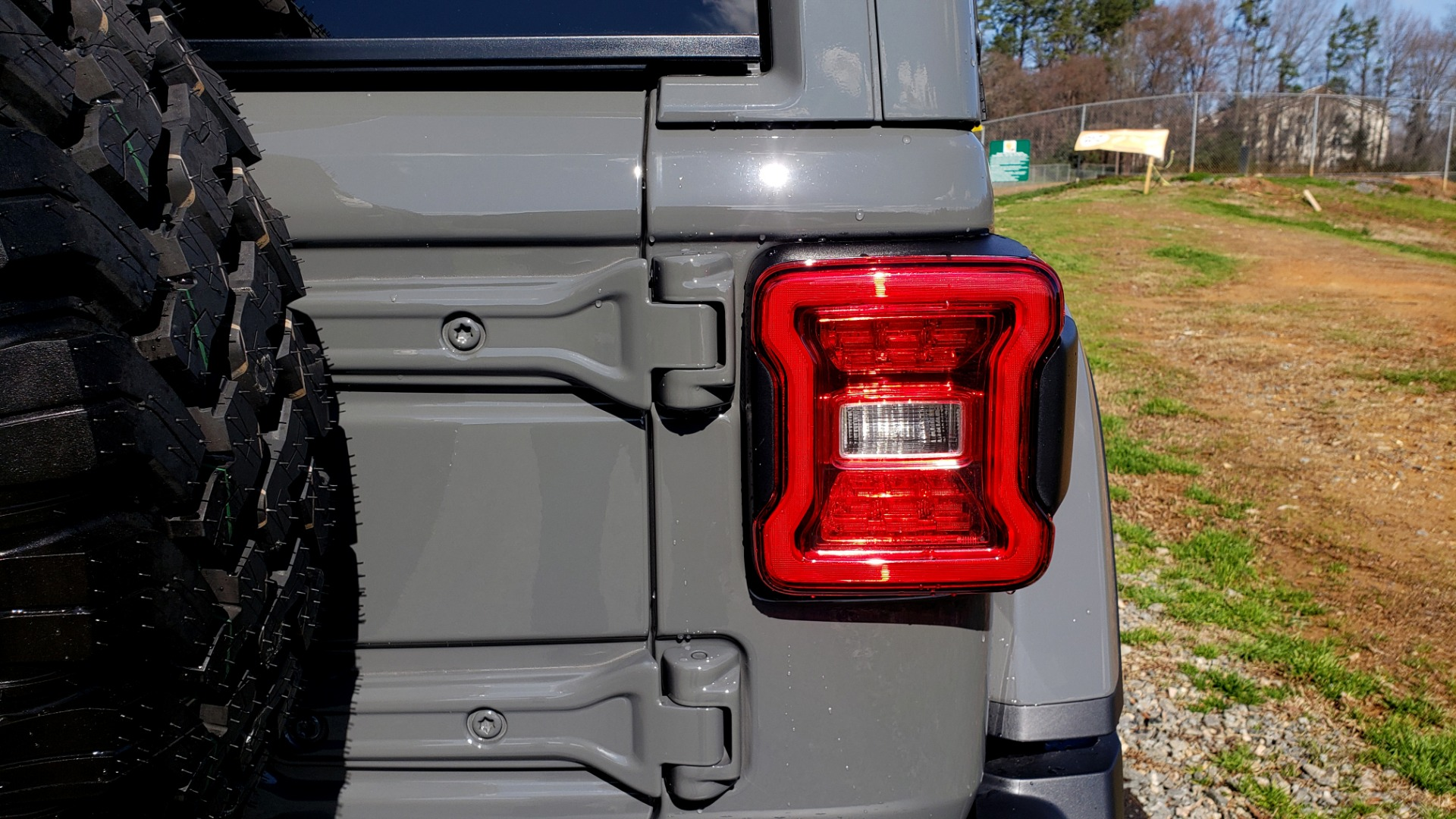Used 2020 Jeep WRANGLER UNLIMITED RUBICON 4WD / POWER TOP / NAV / ALPINE / REARVIEW for sale Sold at Formula Imports in Charlotte NC 28227 30
