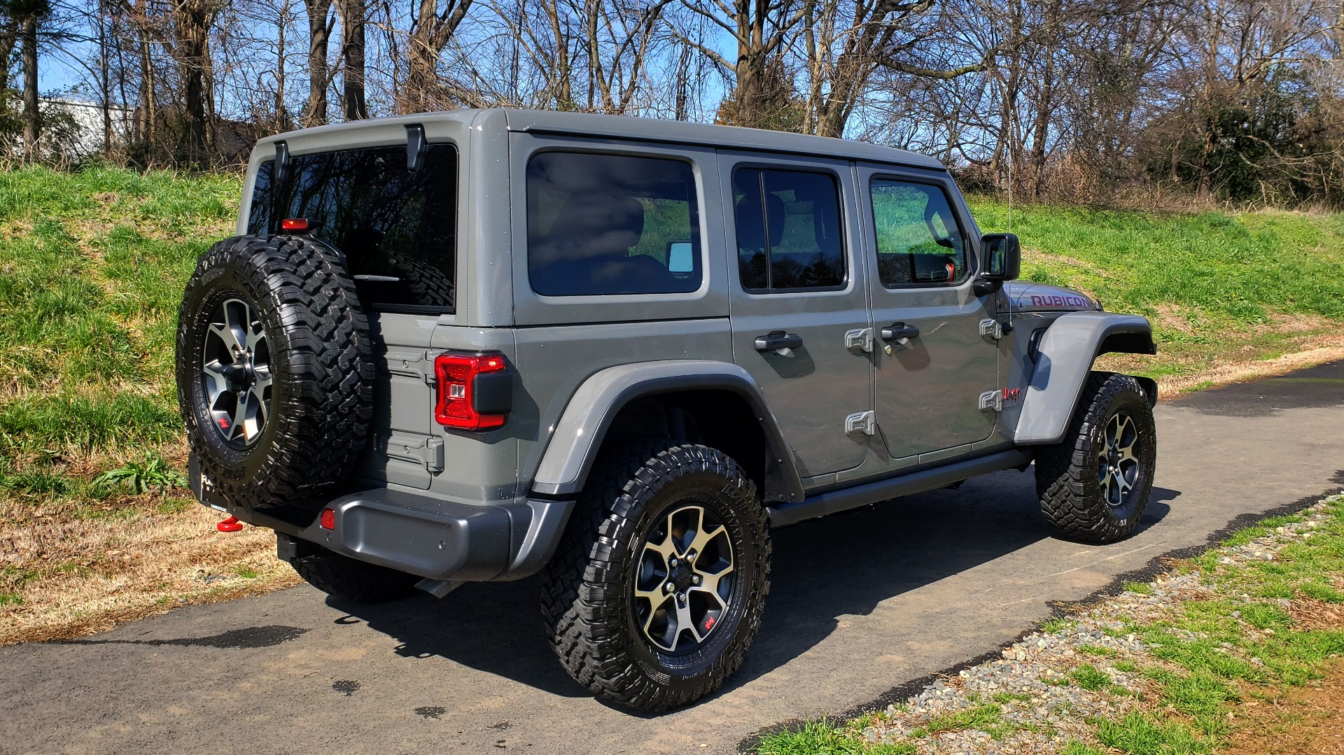 Used 2020 Jeep WRANGLER UNLIMITED RUBICON 4WD / POWER TOP / NAV / ALPINE / REARVIEW for sale Sold at Formula Imports in Charlotte NC 28227 7