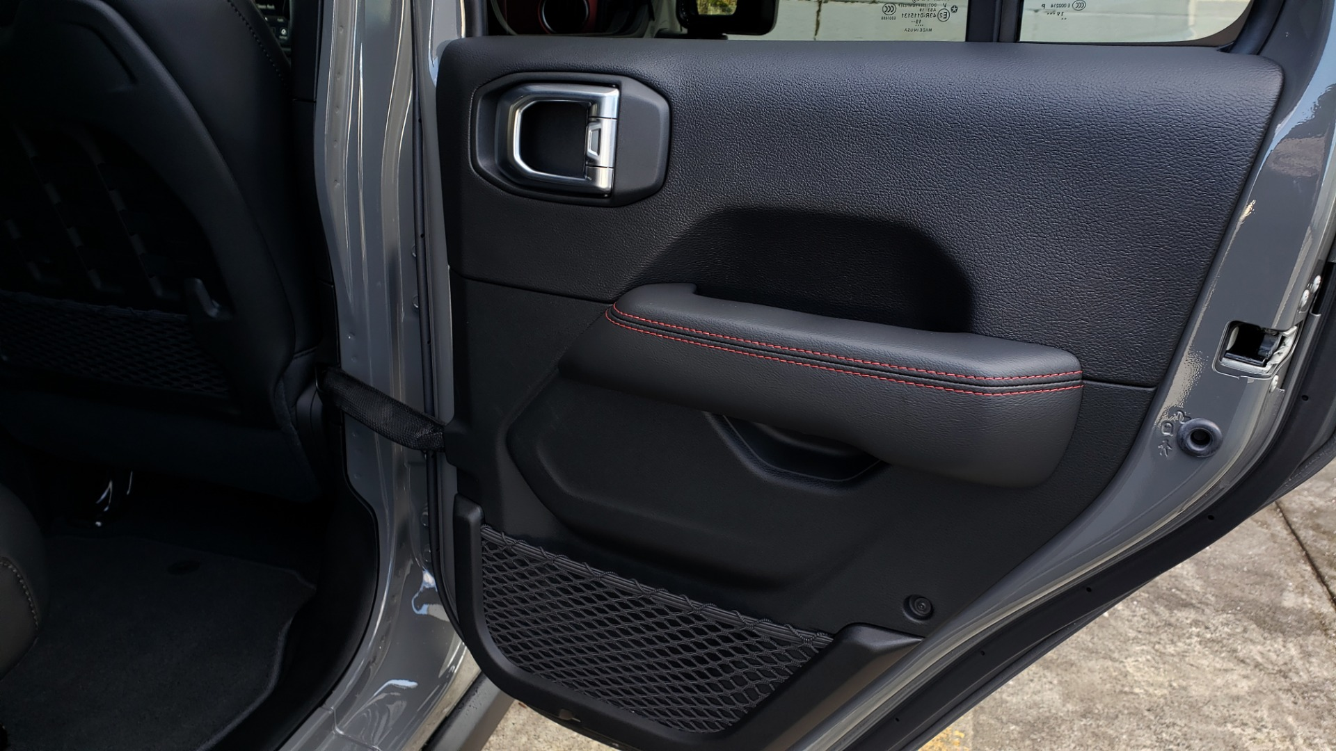 Used 2020 Jeep WRANGLER UNLIMITED RUBICON 4WD / POWER TOP / NAV / ALPINE / REARVIEW for sale Sold at Formula Imports in Charlotte NC 28227 84
