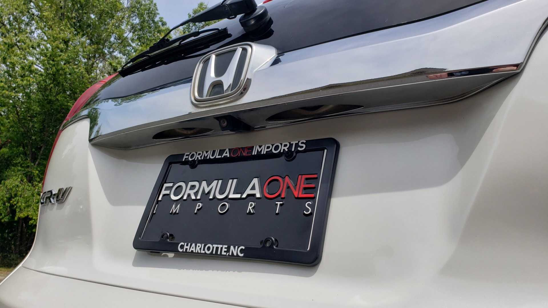Used 2016 Honda CR-V EX / SUNROOF / 4-CYL / AUTO / 17IN ALLOY WHEELS for sale Sold at Formula Imports in Charlotte NC 28227 30
