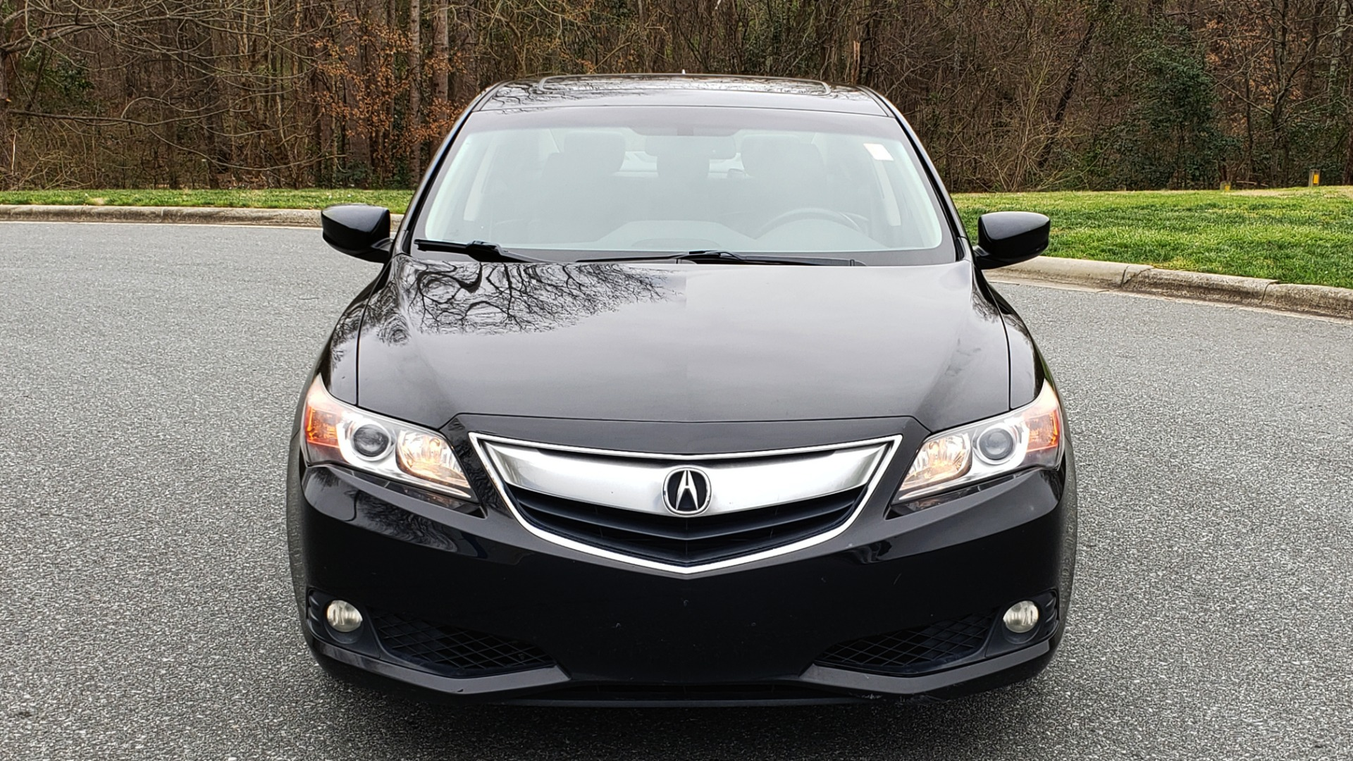 Used 2013 Acura ILX TECH PKG / SUNROOF / NAV / DUAL-ZONE A/C / REARVIEW for sale Sold at Formula Imports in Charlotte NC 28227 20