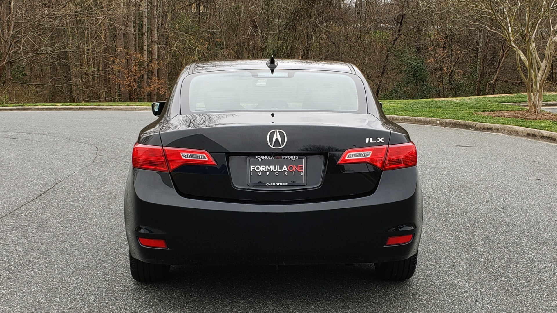 Used 2013 Acura ILX TECH PKG / SUNROOF / NAV / DUAL-ZONE A/C / REARVIEW for sale Sold at Formula Imports in Charlotte NC 28227 28