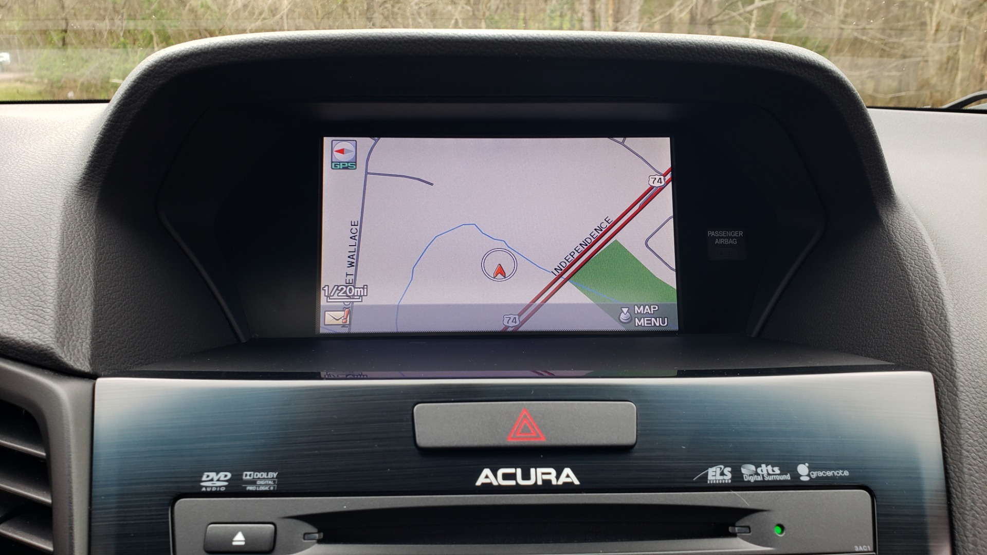 Used 2013 Acura ILX TECH PKG / SUNROOF / NAV / DUAL-ZONE A/C / REARVIEW for sale Sold at Formula Imports in Charlotte NC 28227 42