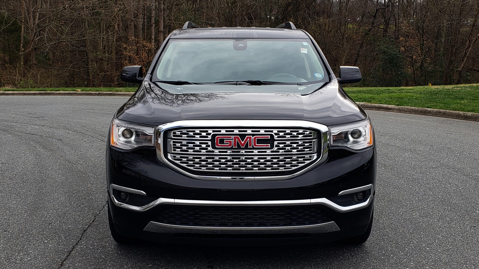 Used 2018 GMC ACADIA DENALI FWD / NAV / SUNROOF / BOSE / 3-ROW / REARVIEW for sale Sold at Formula Imports in Charlotte NC 28227 22
