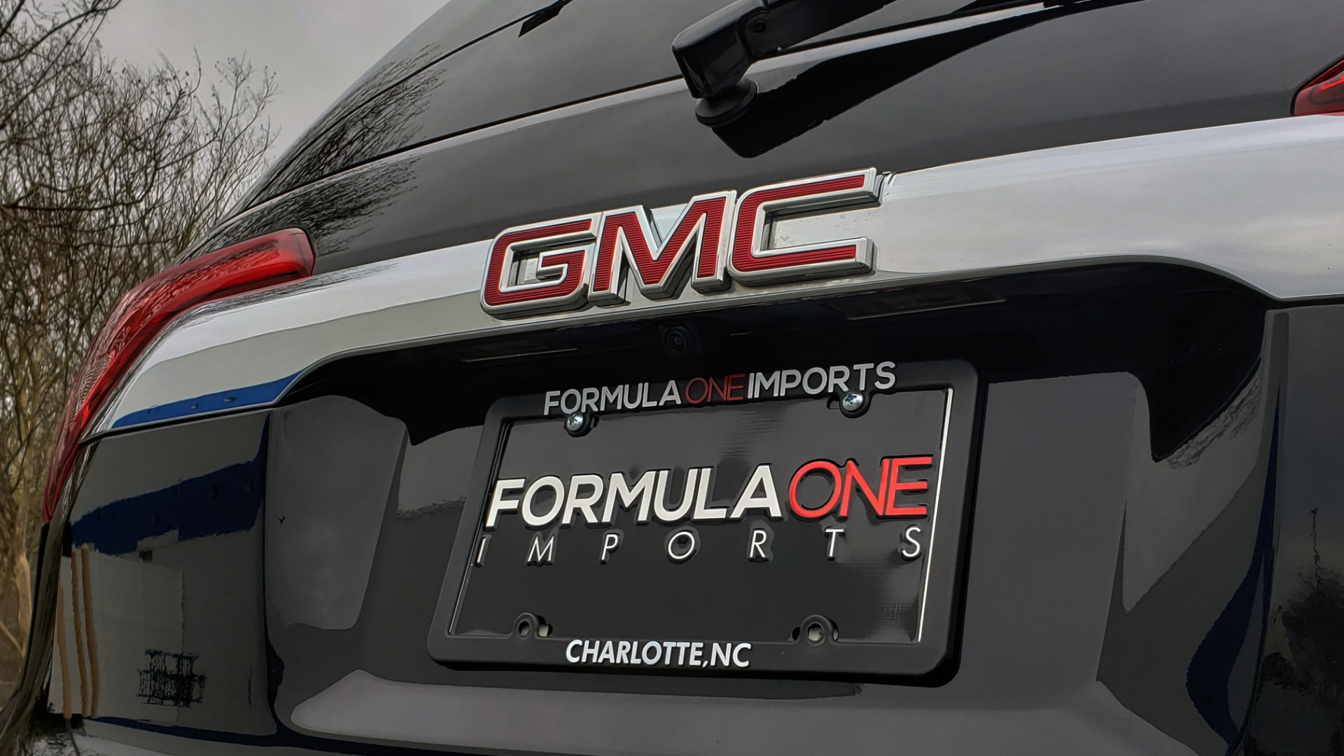 Used 2018 GMC ACADIA DENALI FWD / NAV / SUNROOF / BOSE / 3-ROW / REARVIEW for sale Sold at Formula Imports in Charlotte NC 28227 35