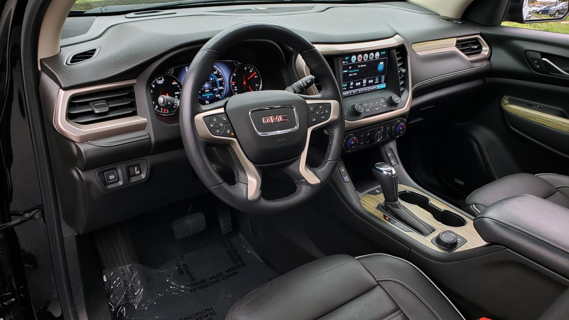 Used 2018 GMC ACADIA DENALI FWD / NAV / SUNROOF / BOSE / 3-ROW / REARVIEW for sale Sold at Formula Imports in Charlotte NC 28227 43