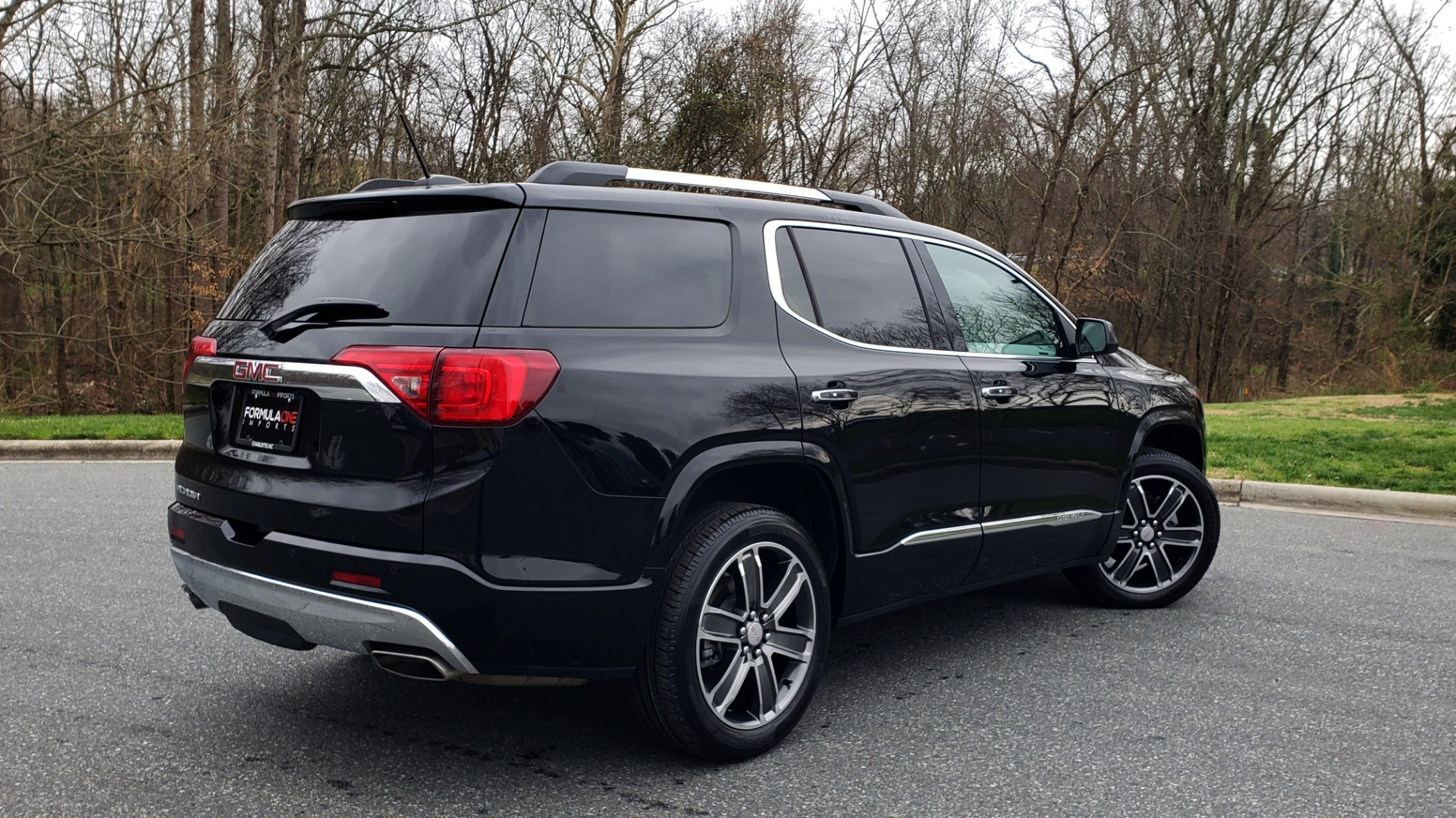 Used 2018 GMC ACADIA DENALI FWD / NAV / SUNROOF / BOSE / 3-ROW / REARVIEW for sale Sold at Formula Imports in Charlotte NC 28227 6