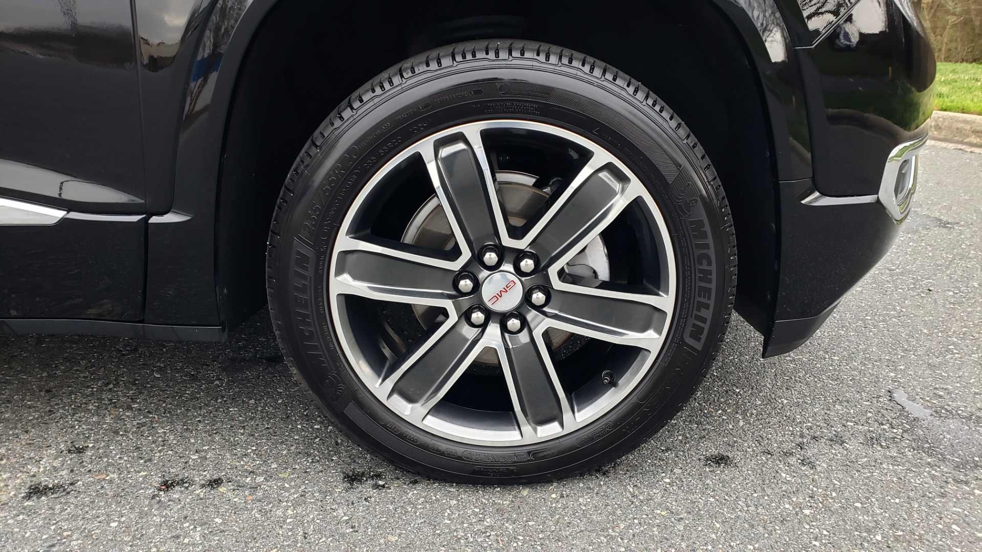 Used 2018 GMC ACADIA DENALI FWD / NAV / SUNROOF / BOSE / 3-ROW / REARVIEW for sale Sold at Formula Imports in Charlotte NC 28227 72