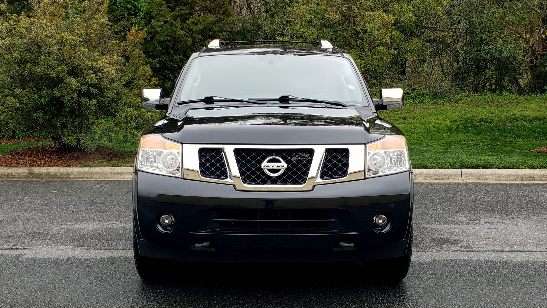 Used 2013 Nissan ARMADA SL 4WD / 5.6L V8 / NAV / SUNROOF / 3-ROW / REARVIEW for sale Sold at Formula Imports in Charlotte NC 28227 23