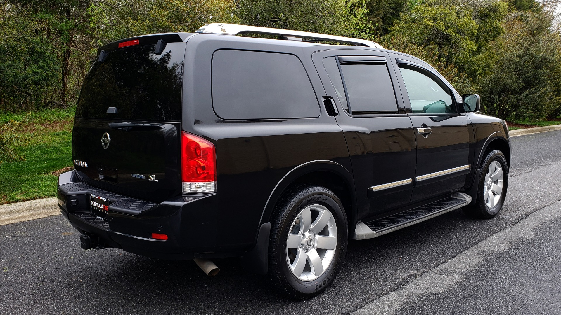 Used 2013 Nissan ARMADA SL 4WD / 5.6L V8 / NAV / SUNROOF / 3-ROW / REARVIEW for sale Sold at Formula Imports in Charlotte NC 28227 6