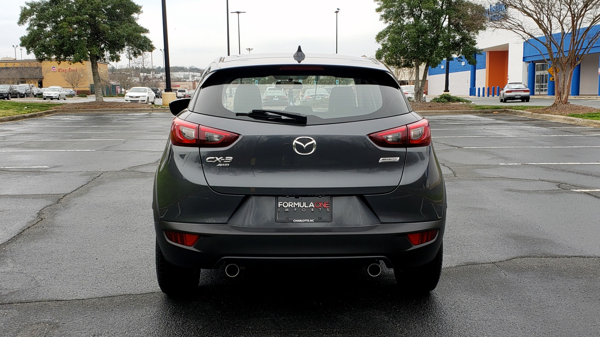 Used 2016 Mazda CX-3 TOURING AWD / 4-CYL / 6-SPD AUTO / NAV / HTD STS / 7-INCH DISPLAY for sale Sold at Formula Imports in Charlotte NC 28227 19
