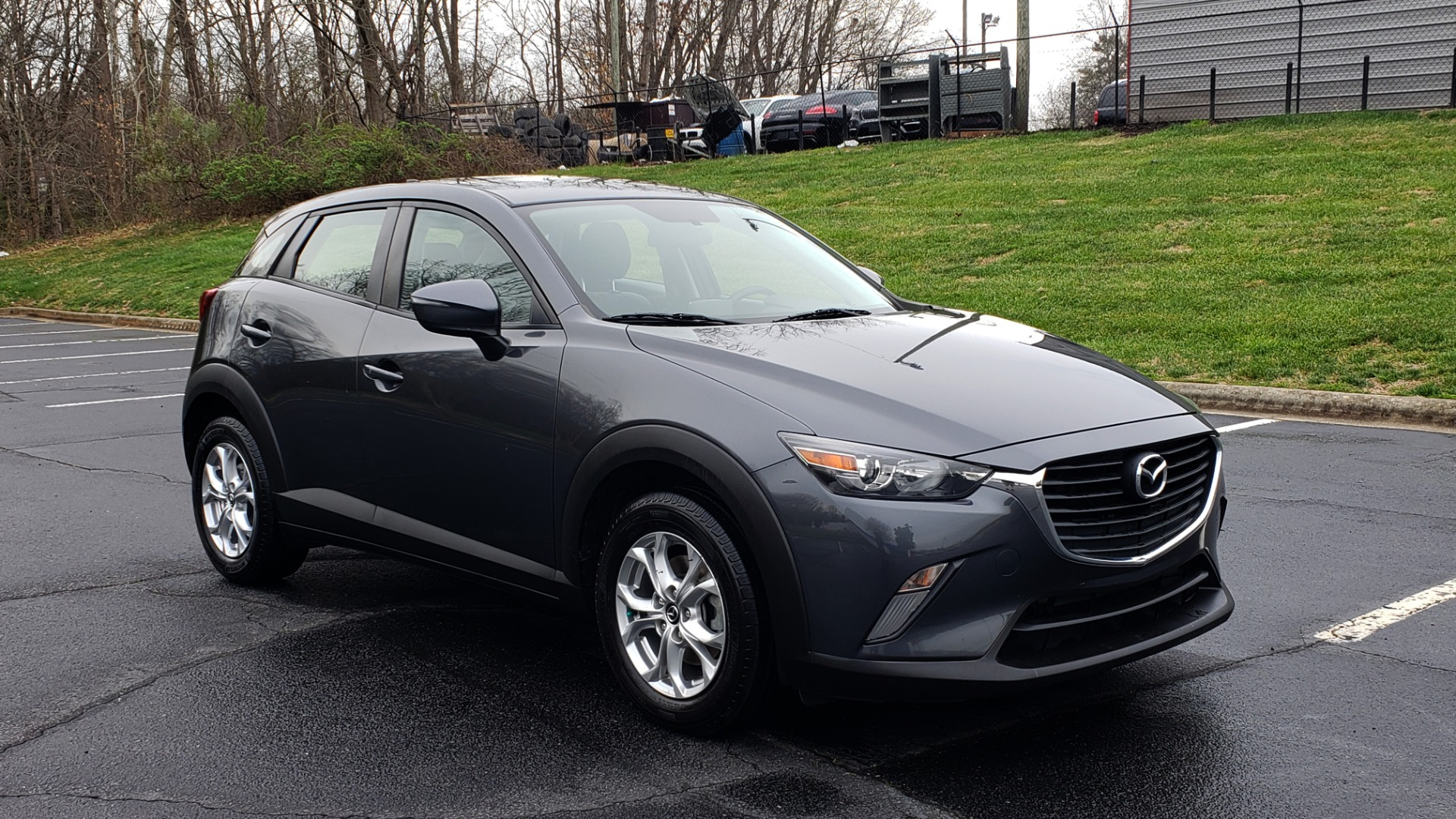 Used 2016 Mazda CX-3 TOURING AWD / 4-CYL / 6-SPD AUTO / NAV / HTD STS / 7-INCH DISPLAY for sale Sold at Formula Imports in Charlotte NC 28227 4