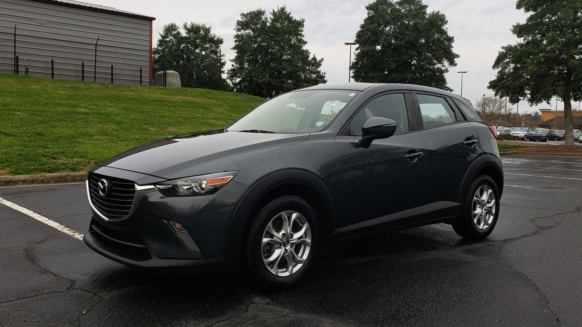 Used 2016 Mazda CX-3 TOURING AWD / 4-CYL / 6-SPD AUTO / NAV / HTD STS / 7-INCH DISPLAY for sale Sold at Formula Imports in Charlotte NC 28227 1
