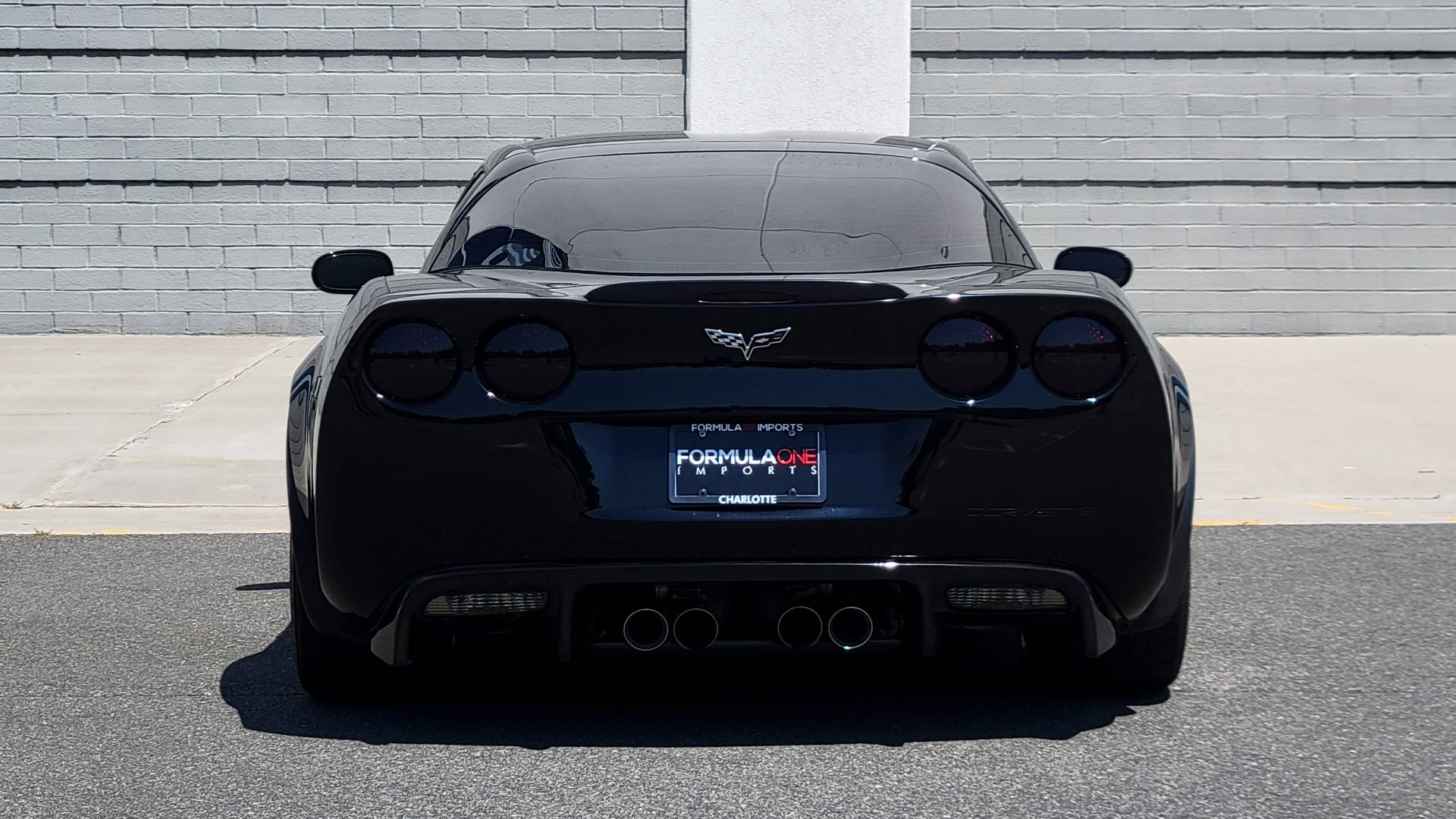 Used 2007 Chevrolet CORVETTE Z06 2LZ / 7.0L 427 V8 / 6-SPD MAN / BOSE / POLISHED WHEELS for sale Sold at Formula Imports in Charlotte NC 28227 19