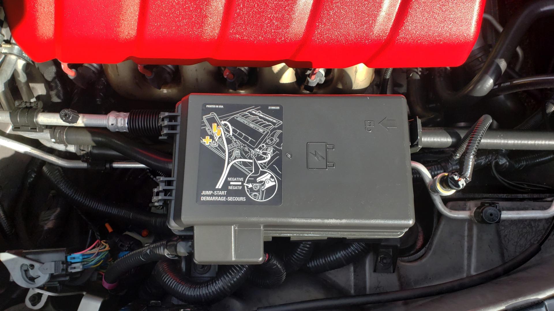 Used 2007 Chevrolet CORVETTE Z06 2LZ / 7.0L 427 V8 / 6-SPD MAN / BOSE / POLISHED WHEELS for sale Sold at Formula Imports in Charlotte NC 28227 27