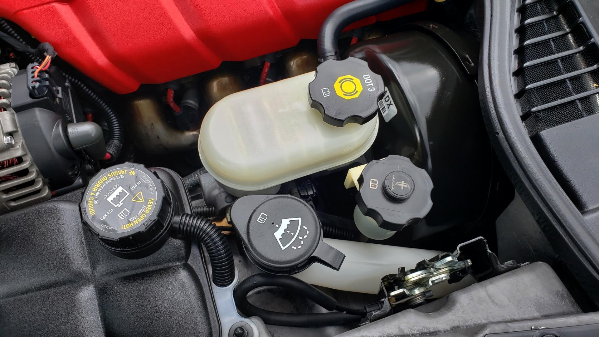 Used 2007 Chevrolet CORVETTE Z06 2LZ / 7.0L 427 V8 / 6-SPD MAN / BOSE / POLISHED WHEELS for sale Sold at Formula Imports in Charlotte NC 28227 29