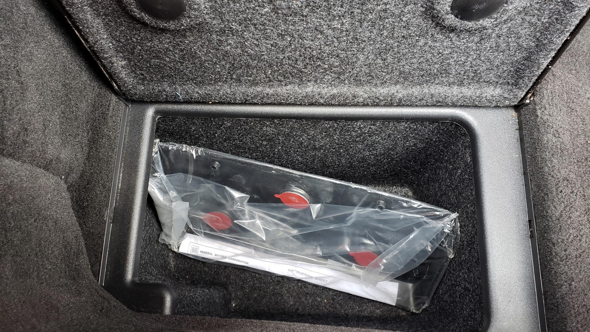 Used 2007 Chevrolet CORVETTE Z06 2LZ / 7.0L 427 V8 / 6-SPD MAN / BOSE / POLISHED WHEELS for sale Sold at Formula Imports in Charlotte NC 28227 37