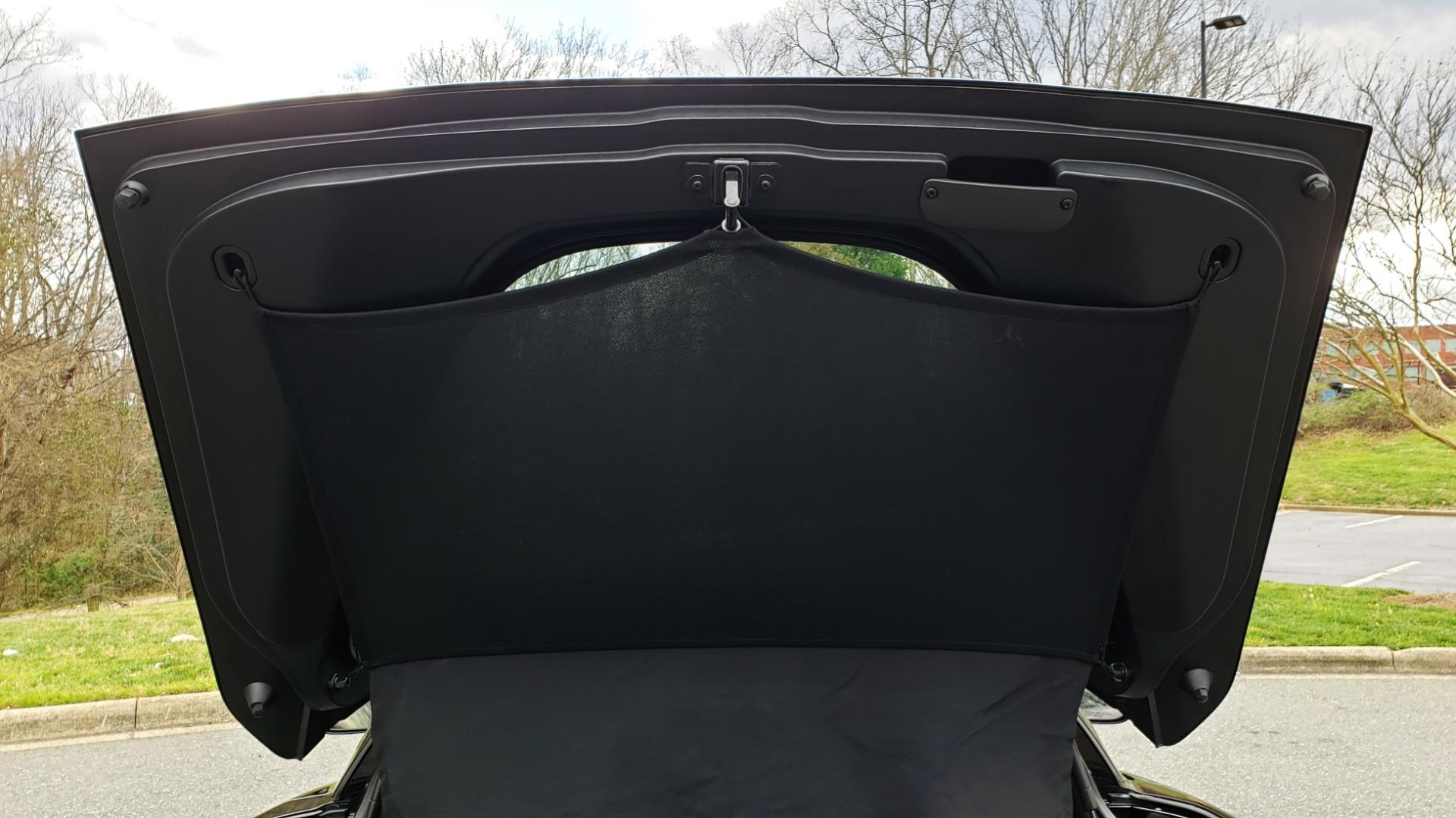 Used 2007 Chevrolet CORVETTE Z06 2LZ / 7.0L 427 V8 / 6-SPD MAN / BOSE / POLISHED WHEELS for sale Sold at Formula Imports in Charlotte NC 28227 39
