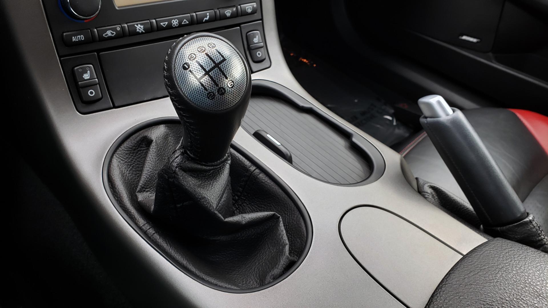 Used 2007 Chevrolet CORVETTE Z06 2LZ / 7.0L 427 V8 / 6-SPD MAN / BOSE / POLISHED WHEELS for sale Sold at Formula Imports in Charlotte NC 28227 69