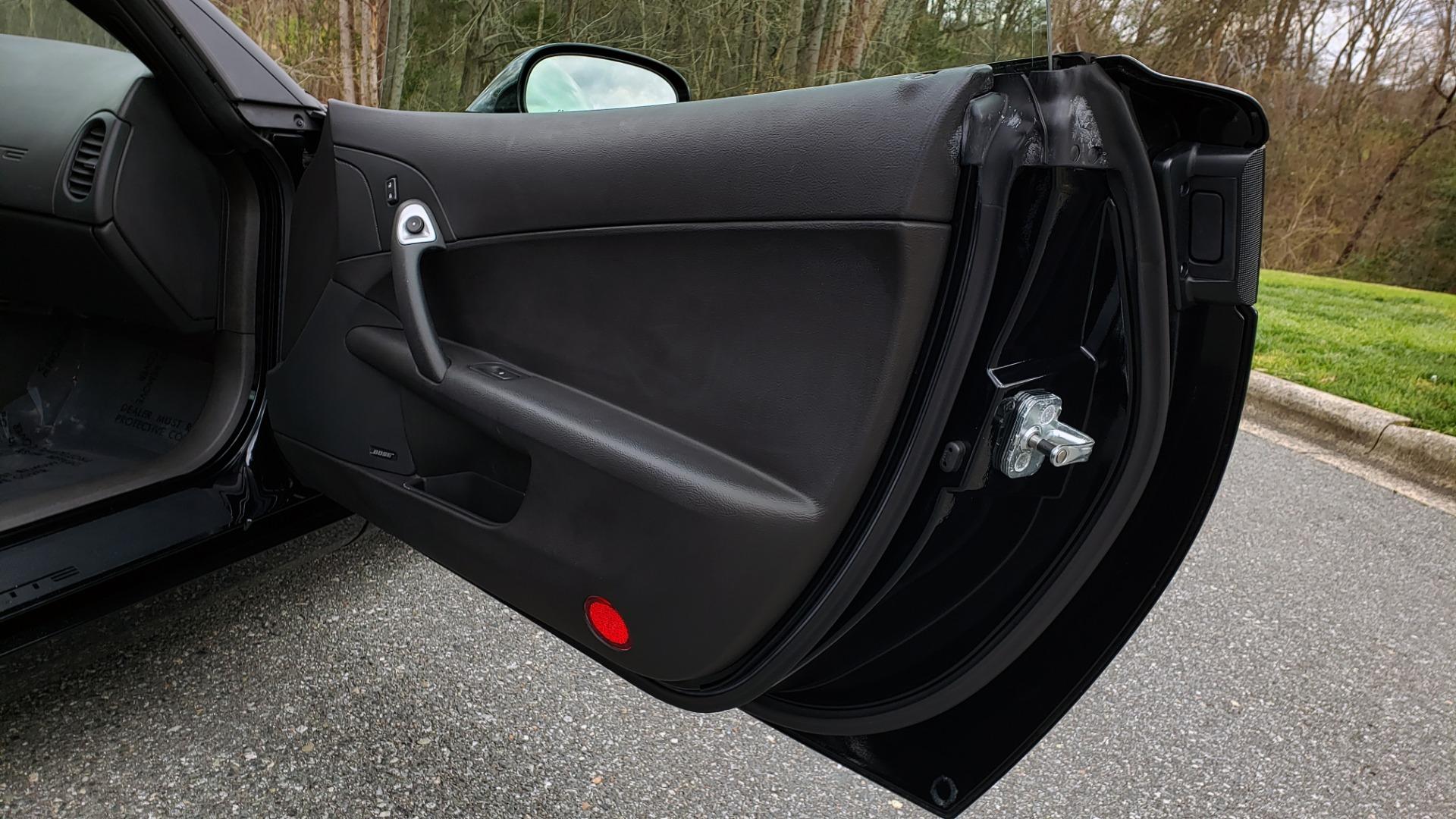 Used 2007 Chevrolet CORVETTE Z06 2LZ / 7.0L 427 V8 / 6-SPD MAN / BOSE / POLISHED WHEELS for sale Sold at Formula Imports in Charlotte NC 28227 80