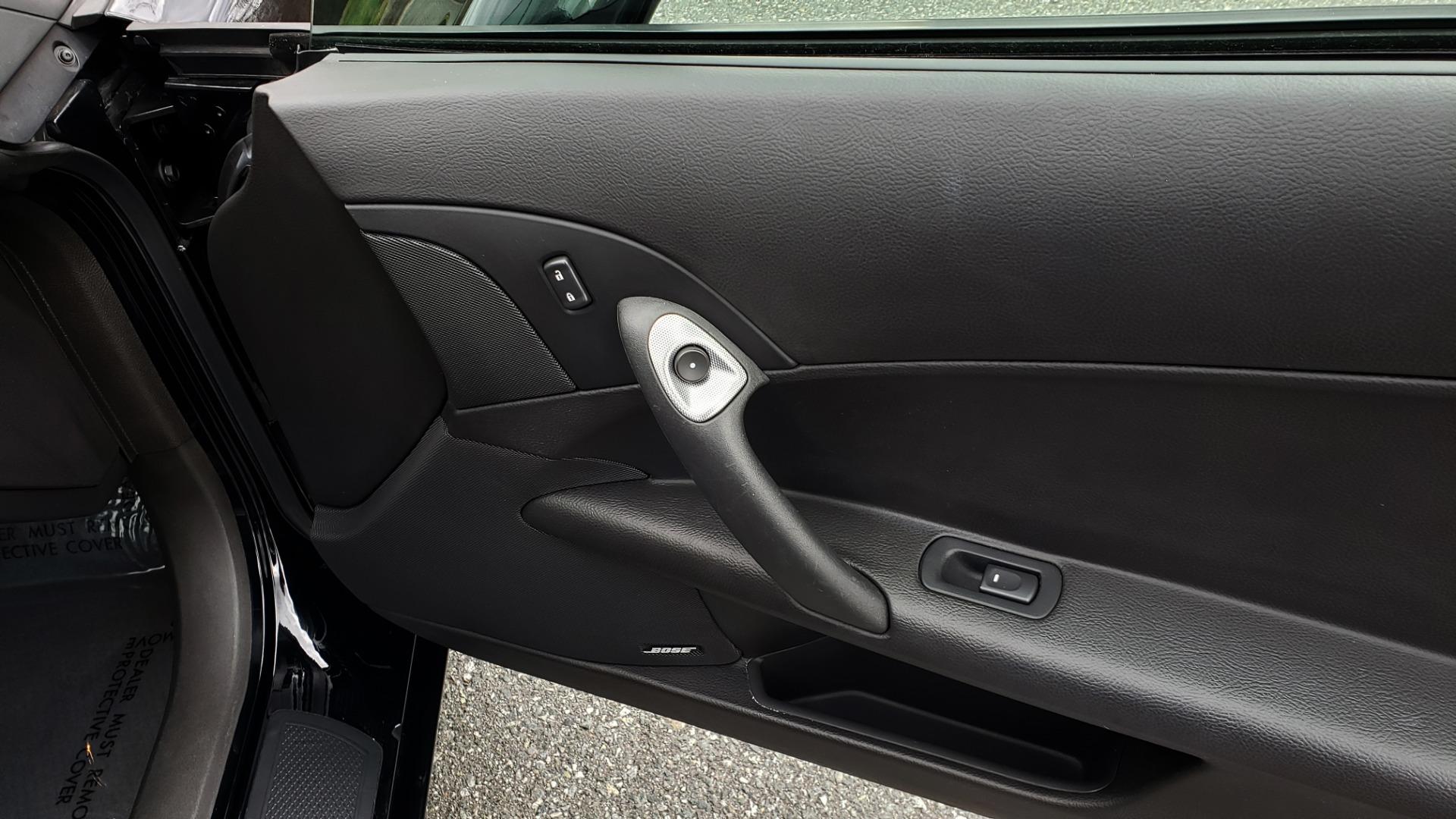 Used 2007 Chevrolet CORVETTE Z06 2LZ / 7.0L 427 V8 / 6-SPD MAN / BOSE / POLISHED WHEELS for sale Sold at Formula Imports in Charlotte NC 28227 81