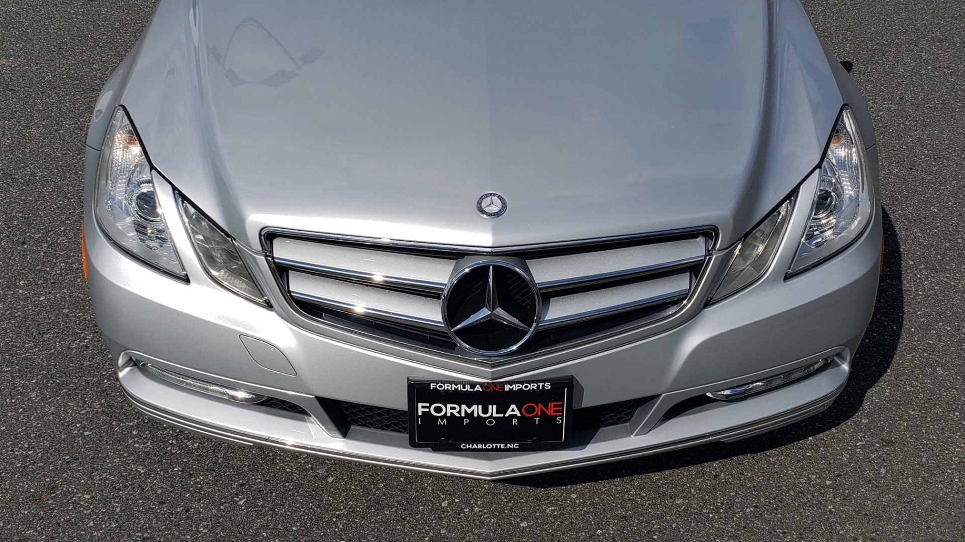 Used 2013 Mercedes-Benz E-CLASS E 350 COUPE PREM / NAV / PANO-ROFF / KEYLESS-GO / REARVIEW for sale Sold at Formula Imports in Charlotte NC 28227 15