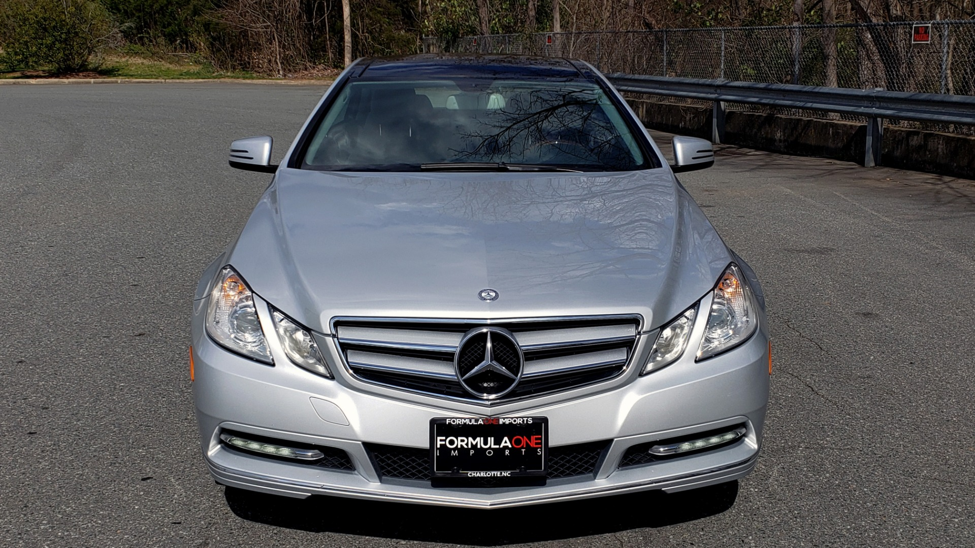 Used 2013 Mercedes-Benz E-CLASS E 350 COUPE PREM / NAV / PANO-ROFF / KEYLESS-GO / REARVIEW for sale Sold at Formula Imports in Charlotte NC 28227 17