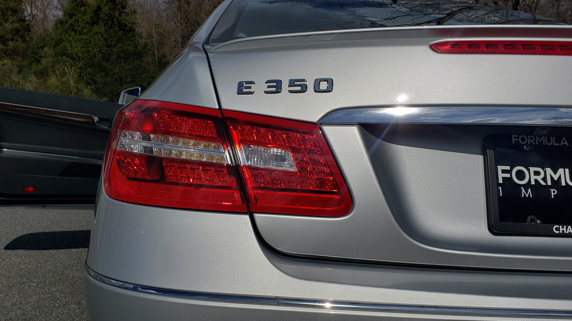 Used 2013 Mercedes-Benz E-CLASS E 350 COUPE PREM / NAV / PANO-ROFF / KEYLESS-GO / REARVIEW for sale Sold at Formula Imports in Charlotte NC 28227 25