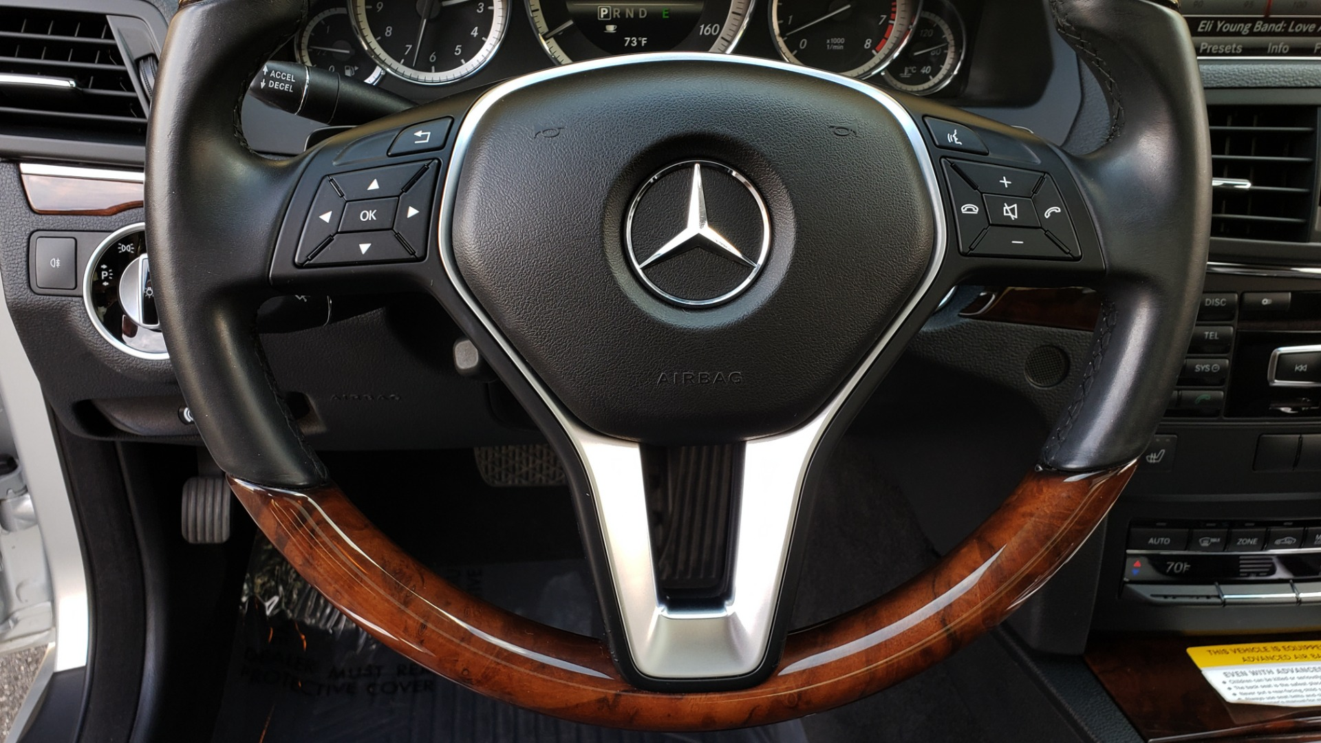 Used 2013 Mercedes-Benz E-CLASS E 350 COUPE PREM / NAV / PANO-ROFF / KEYLESS-GO / REARVIEW for sale Sold at Formula Imports in Charlotte NC 28227 40
