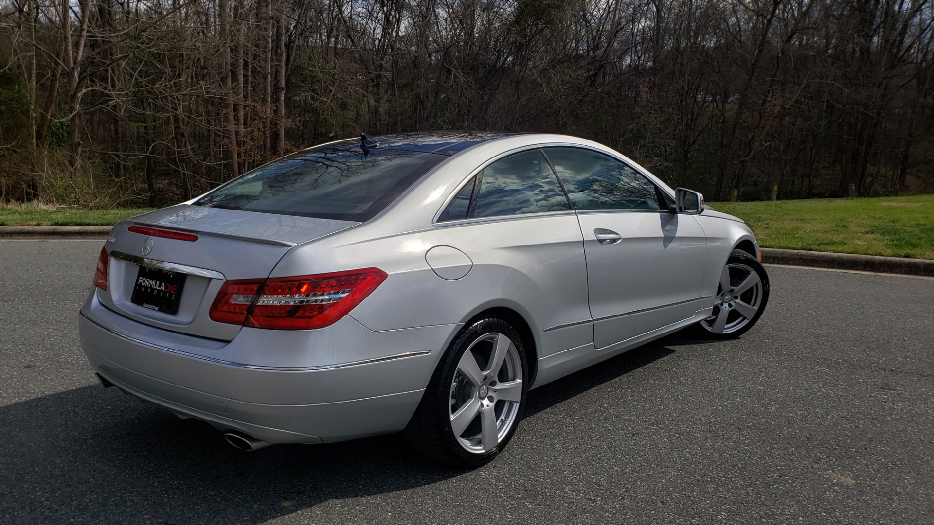 Used 2013 Mercedes-Benz E-CLASS E 350 COUPE PREM / NAV / PANO-ROFF / KEYLESS-GO / REARVIEW for sale Sold at Formula Imports in Charlotte NC 28227 7