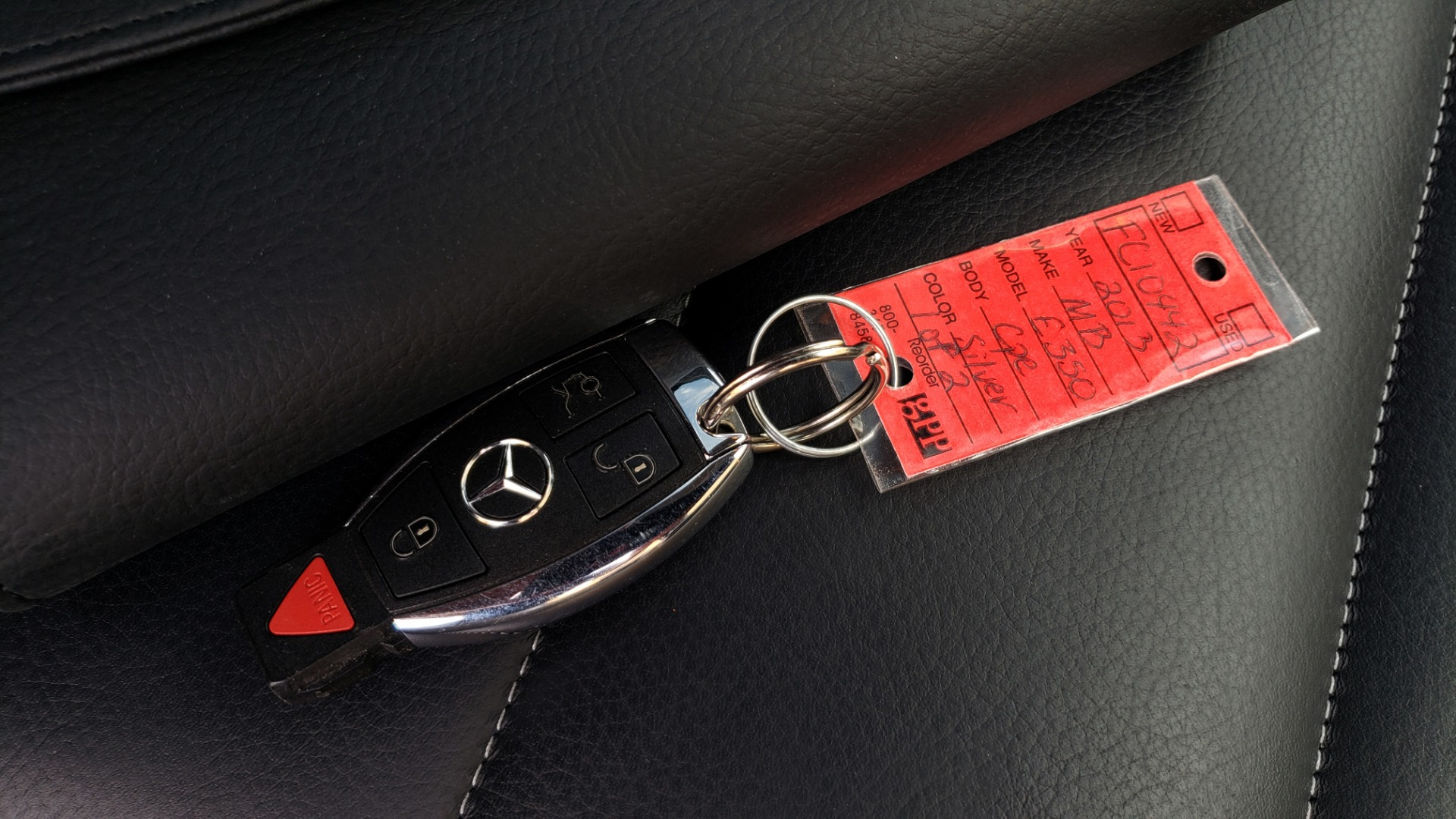 Used 2013 Mercedes-Benz E-CLASS E 350 COUPE PREM / NAV / PANO-ROFF / KEYLESS-GO / REARVIEW for sale Sold at Formula Imports in Charlotte NC 28227 89