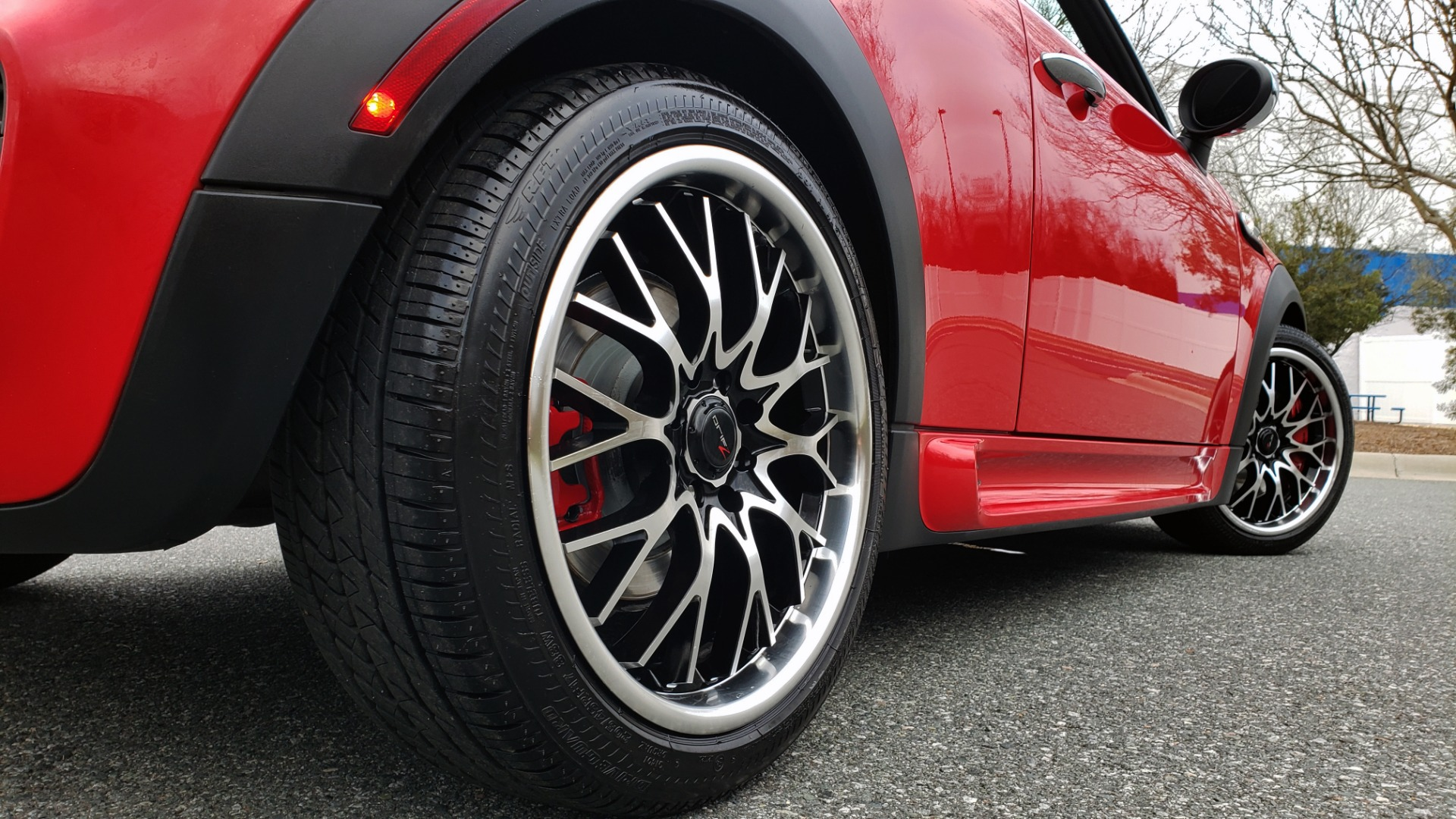 Used 2012 MINI COOPER JOHN COOPER WORKS CONVERTIBLE for sale Sold at Formula Imports in Charlotte NC 28227 15