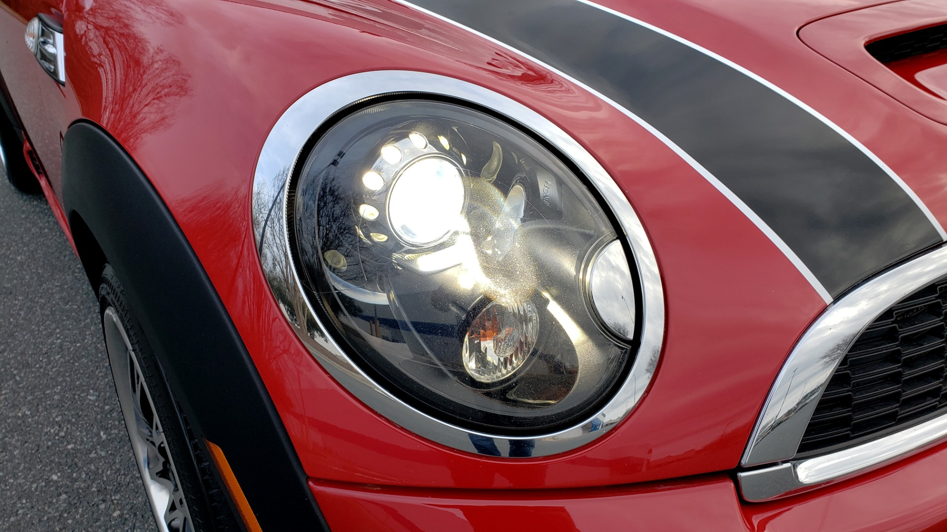 Used 2012 MINI COOPER JOHN COOPER WORKS CONVERTIBLE for sale Sold at Formula Imports in Charlotte NC 28227 25