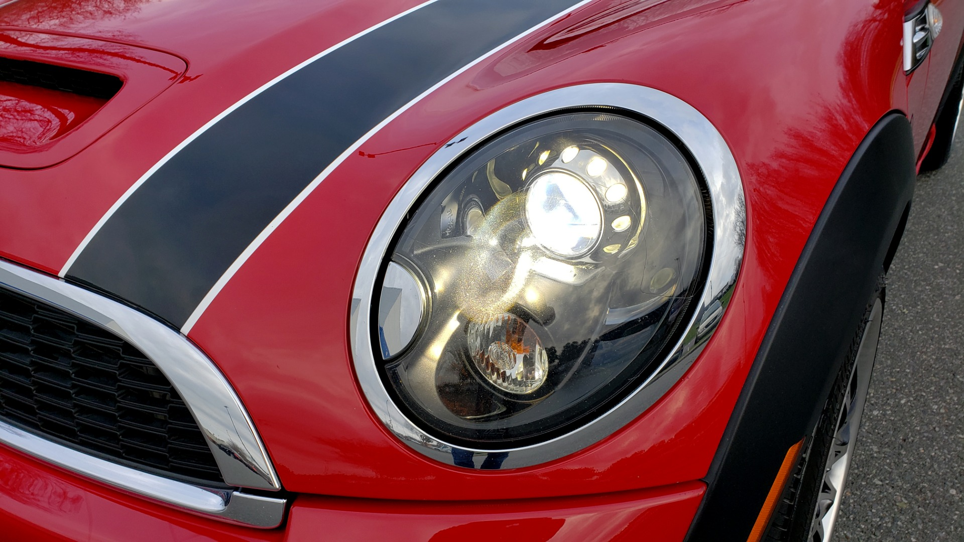 Used 2012 MINI COOPER JOHN COOPER WORKS CONVERTIBLE for sale Sold at Formula Imports in Charlotte NC 28227 26