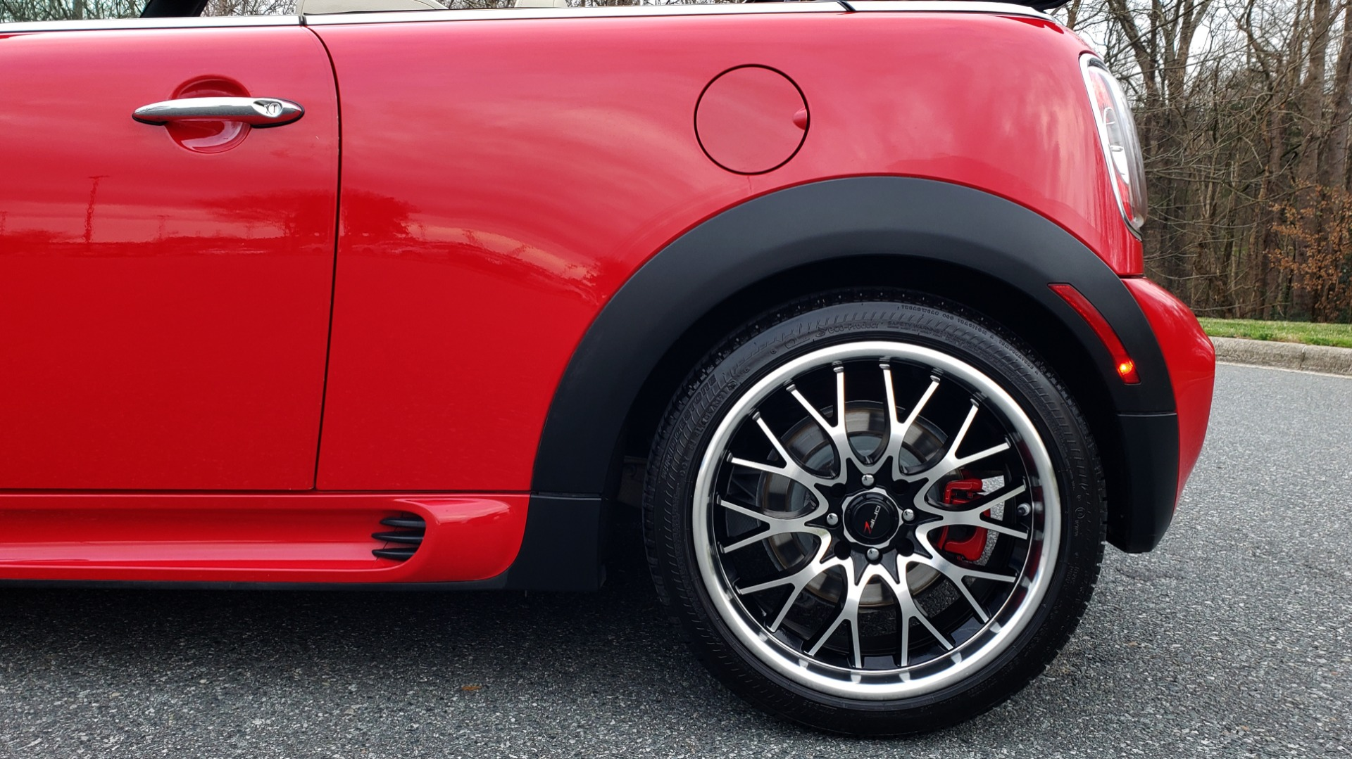 Used 2012 MINI COOPER JOHN COOPER WORKS CONVERTIBLE for sale Sold at Formula Imports in Charlotte NC 28227 59