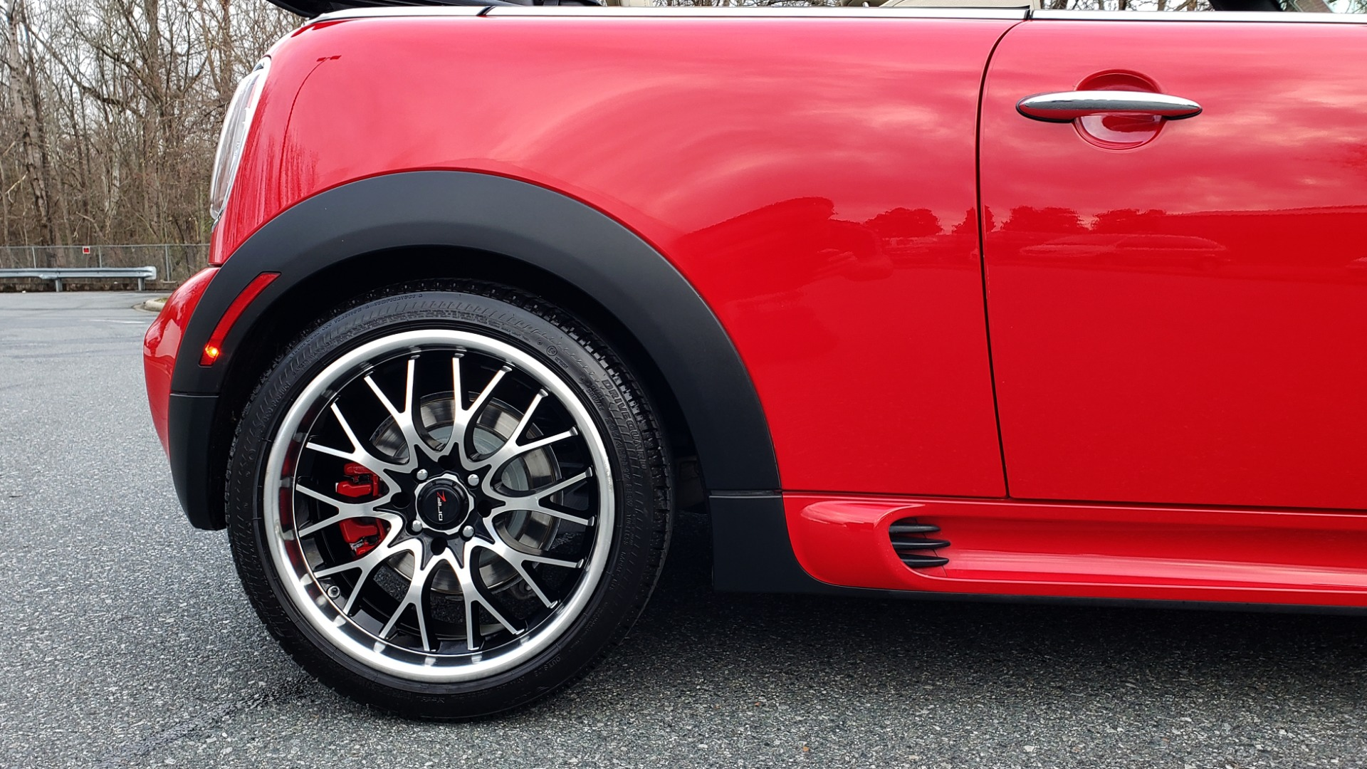 Used 2012 MINI COOPER JOHN COOPER WORKS CONVERTIBLE for sale Sold at Formula Imports in Charlotte NC 28227 60