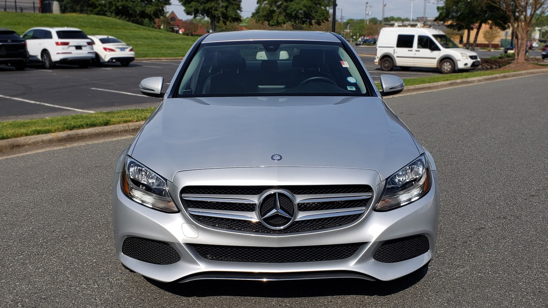 Used 2016 Mercedes-Benz C-CLASS C 300 PREMIUM / NAV / SNRF/ HTD STS / REARVIEW / BSM for sale Sold at Formula Imports in Charlotte NC 28227 23