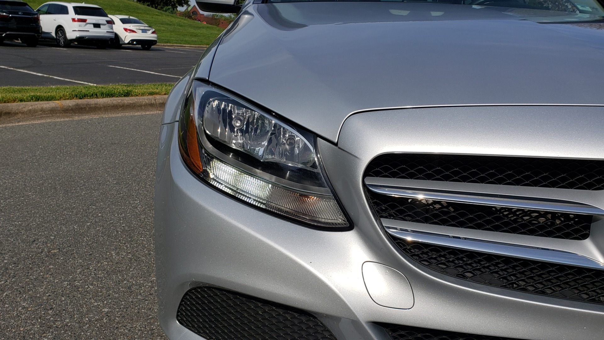 Used 2016 Mercedes-Benz C-CLASS C 300 PREMIUM / NAV / SNRF/ HTD STS / REARVIEW / BSM for sale Sold at Formula Imports in Charlotte NC 28227 24