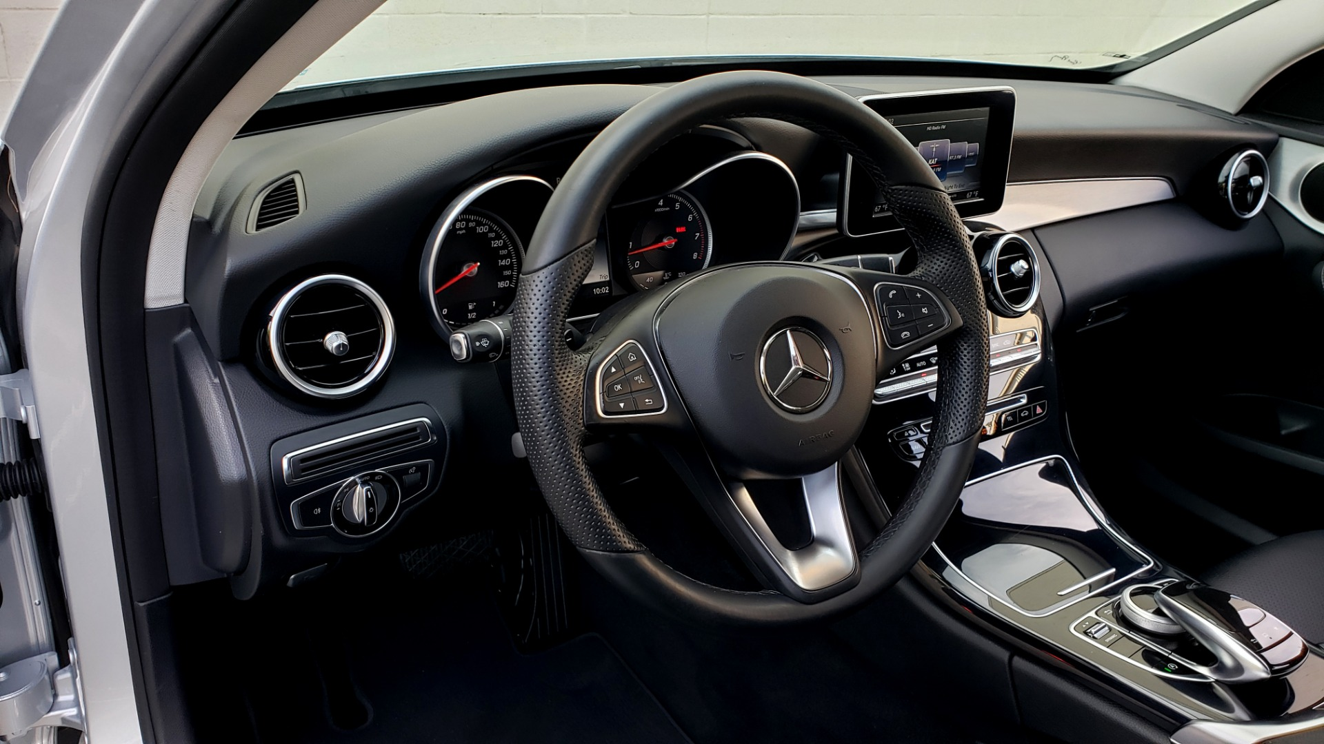 Used 2016 Mercedes-Benz C-CLASS C 300 PREMIUM / NAV / SNRF/ HTD STS / REARVIEW / BSM for sale Sold at Formula Imports in Charlotte NC 28227 35