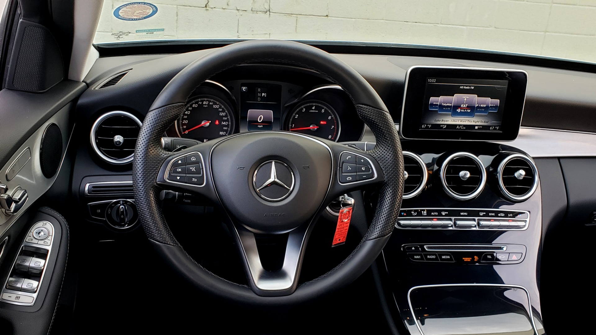 Used 2016 Mercedes-Benz C-CLASS C 300 PREMIUM / NAV / SNRF/ HTD STS / REARVIEW / BSM for sale Sold at Formula Imports in Charlotte NC 28227 36