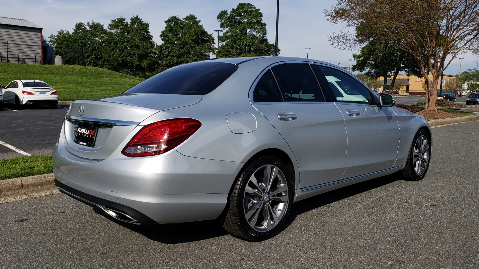 Used 2016 Mercedes-Benz C-CLASS C 300 PREMIUM / NAV / SNRF/ HTD STS / REARVIEW / BSM for sale Sold at Formula Imports in Charlotte NC 28227 6