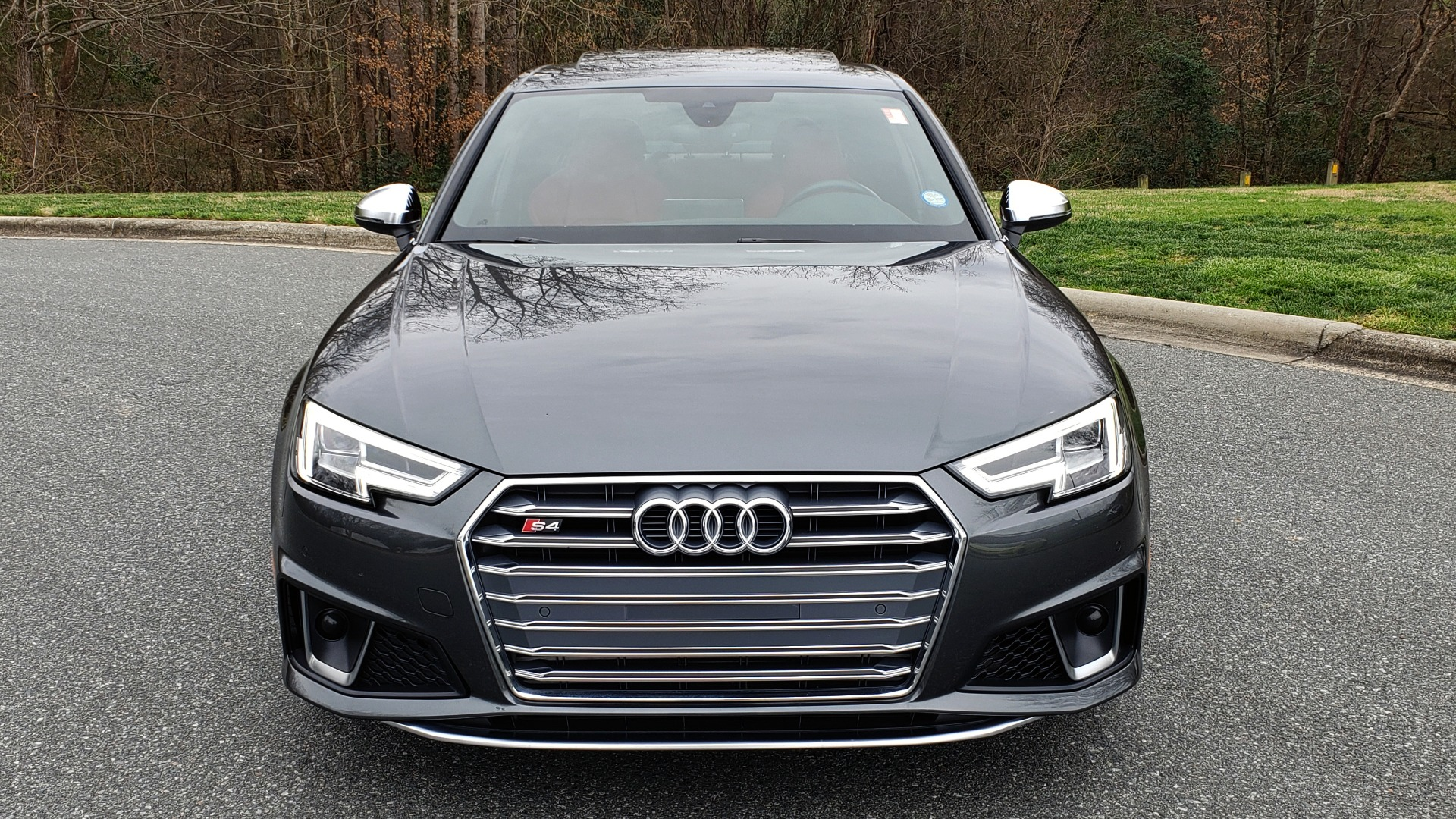 Used 2019 Audi S4 PREMIUM PLUS / AWD / NAV / SUNROOF / B&O SOUND / REARVIEW for sale Sold at Formula Imports in Charlotte NC 28227 20